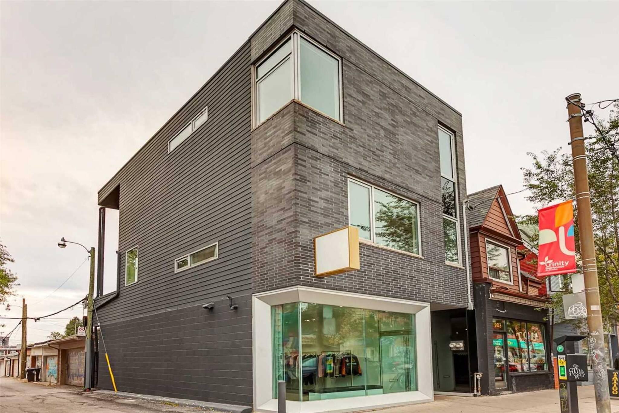 Sold Toronto House Above Drake S Ovo Store Goes For 2 95 Million