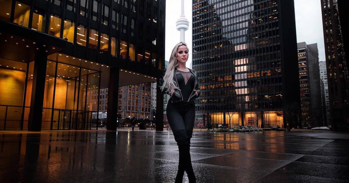 Events In Toronto Toronto Chair Girl Marcella Zoia Has