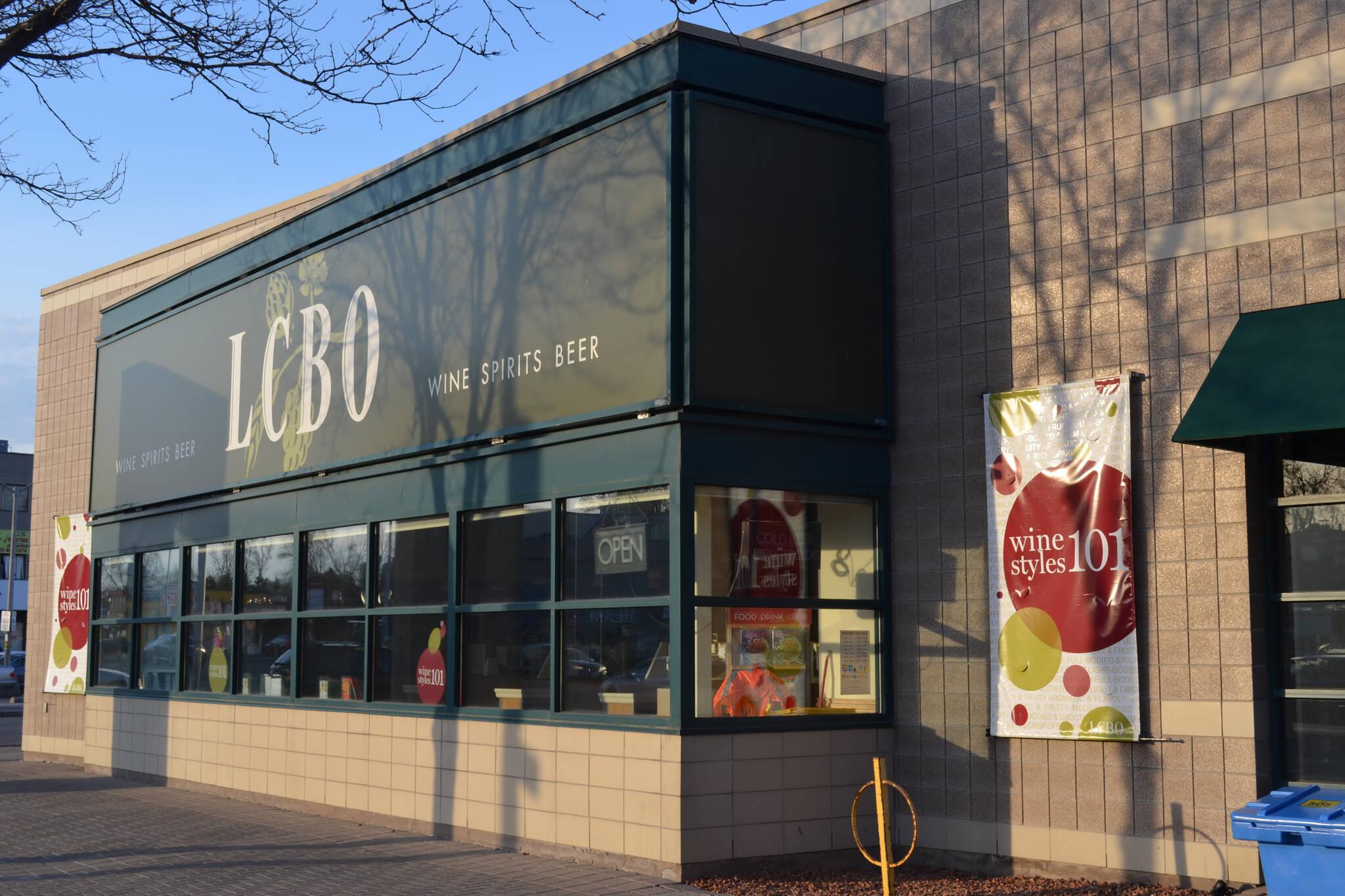 LCBO thefts Toronto