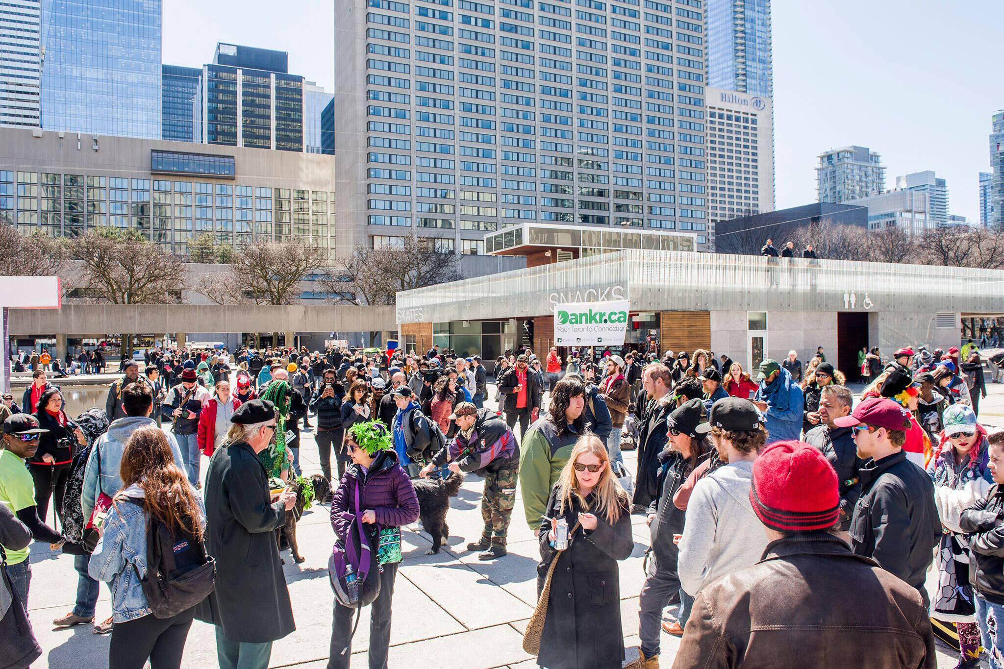 free events April Toronto