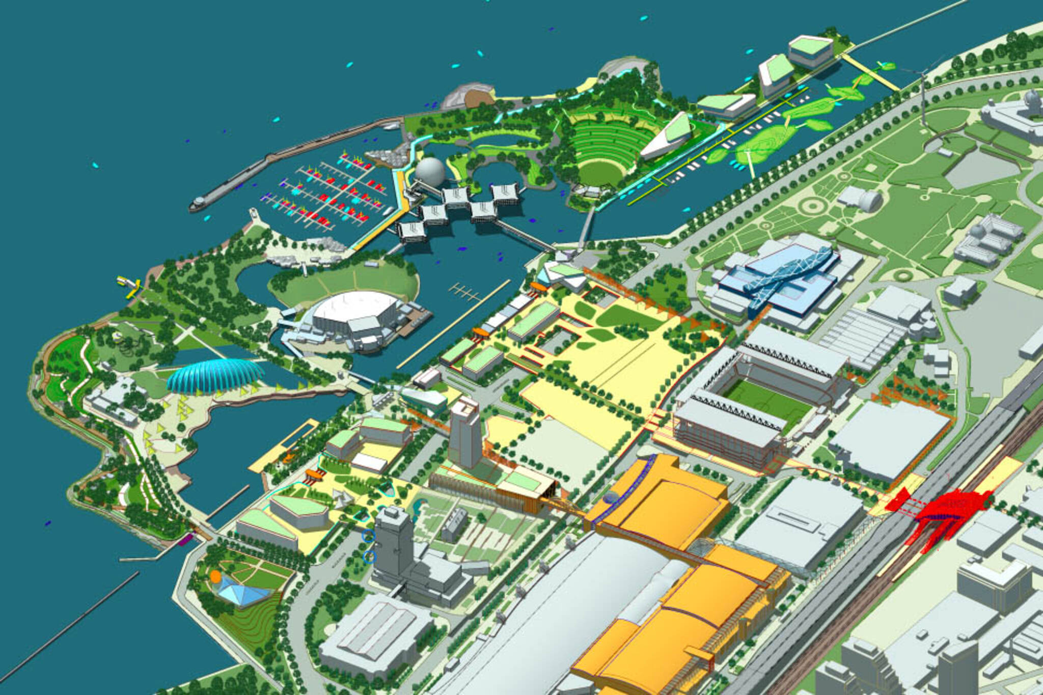 ontario place proposal