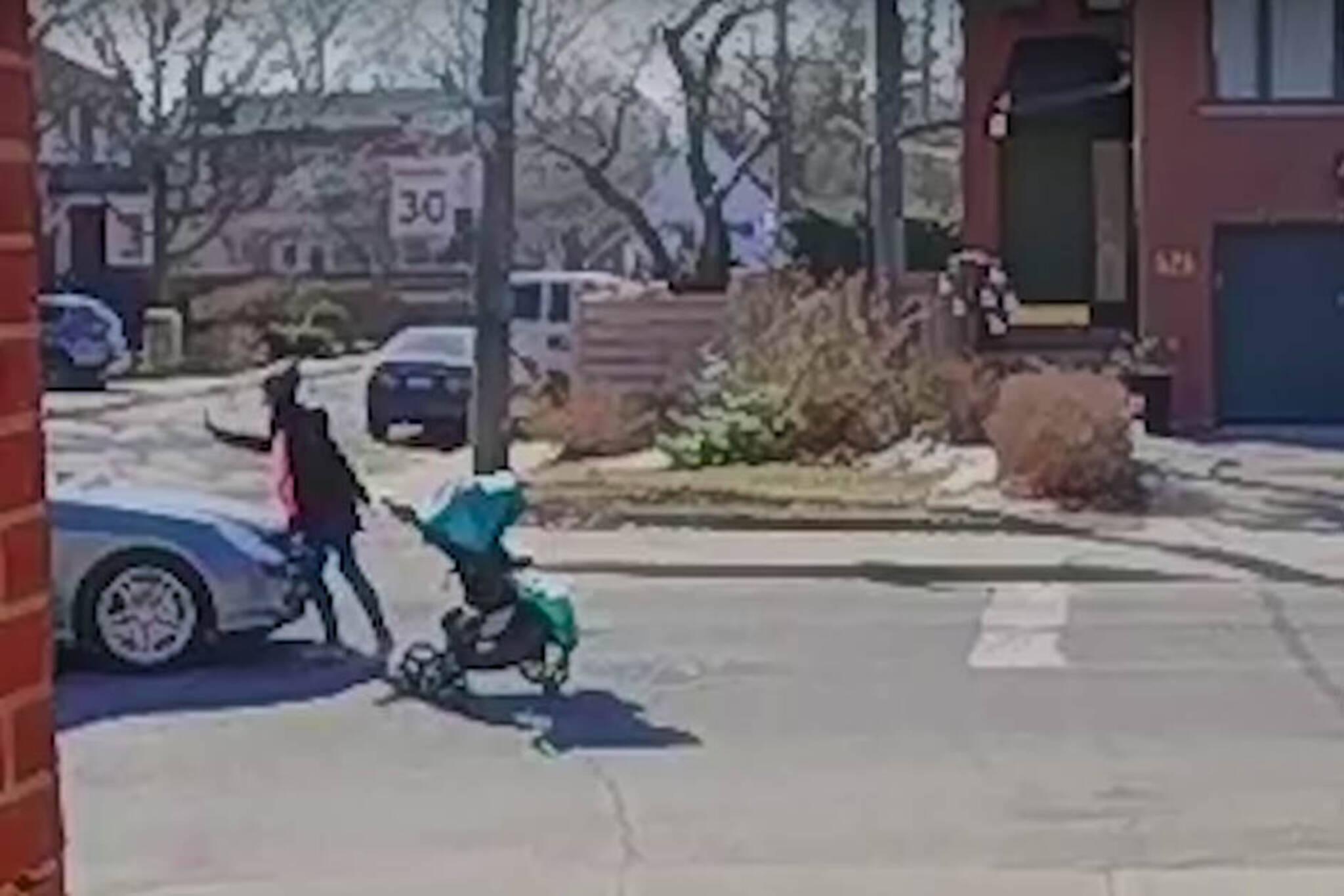 stroller video toronto