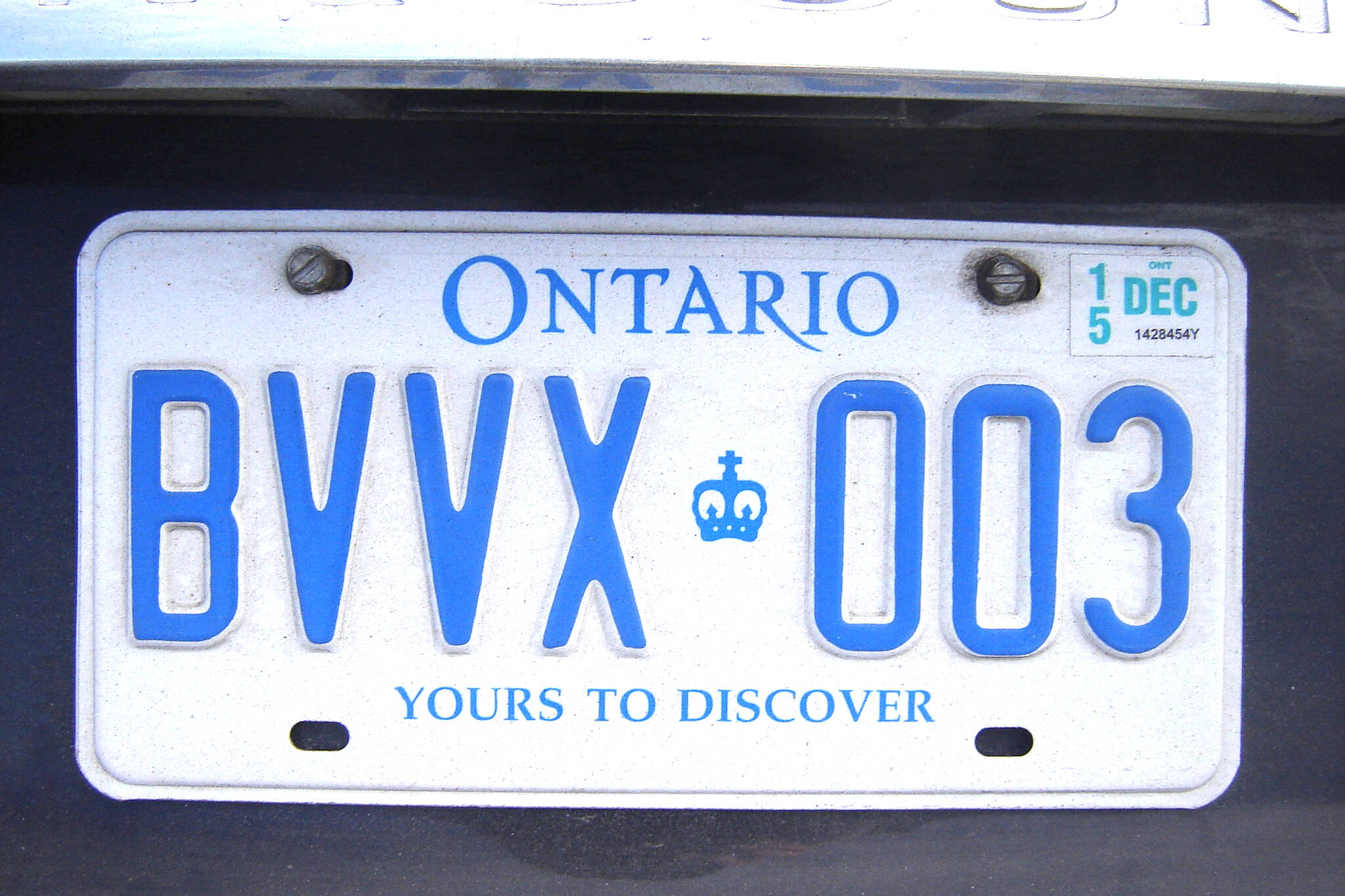 reporting lost drivers license ontario