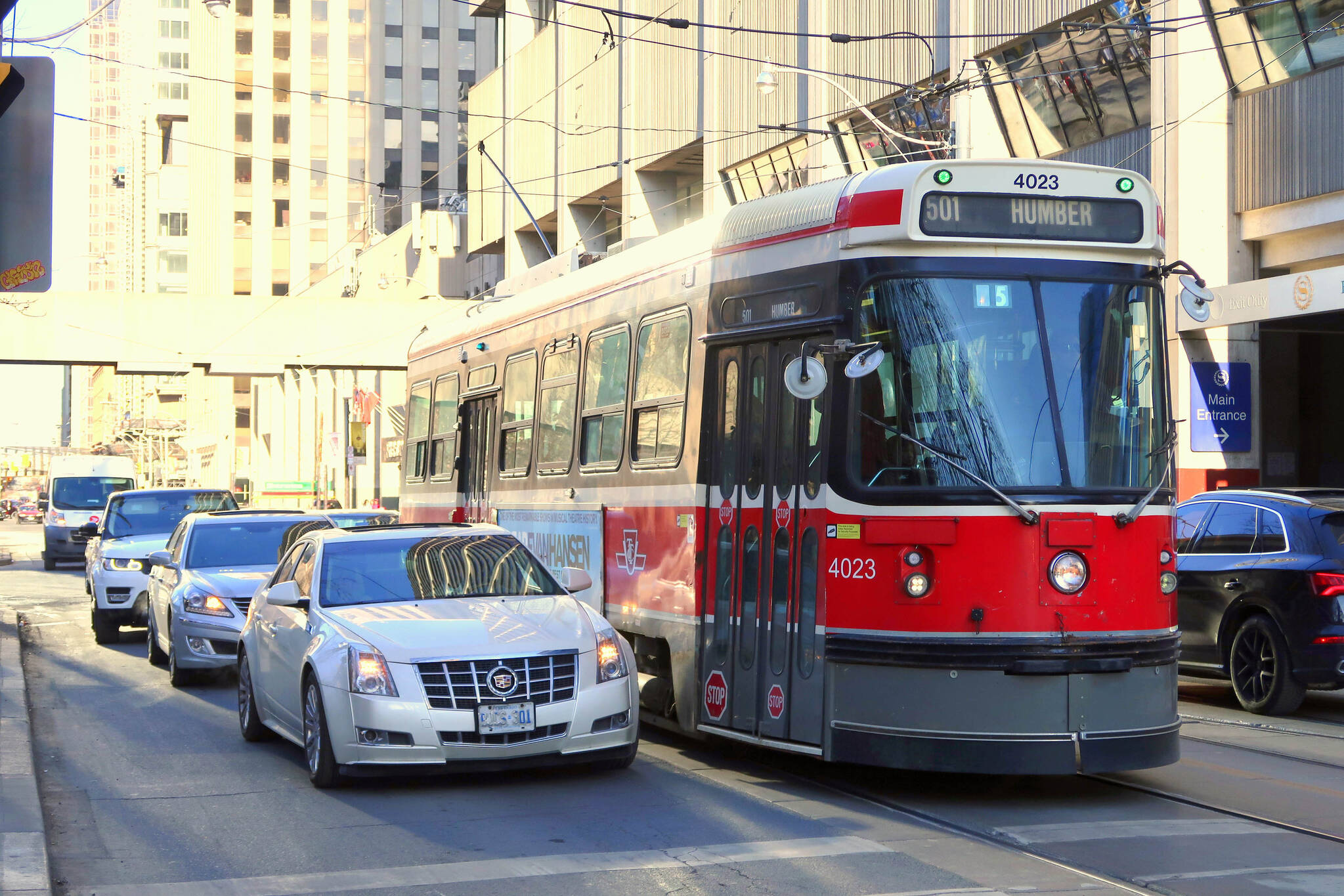 TTC fare increase