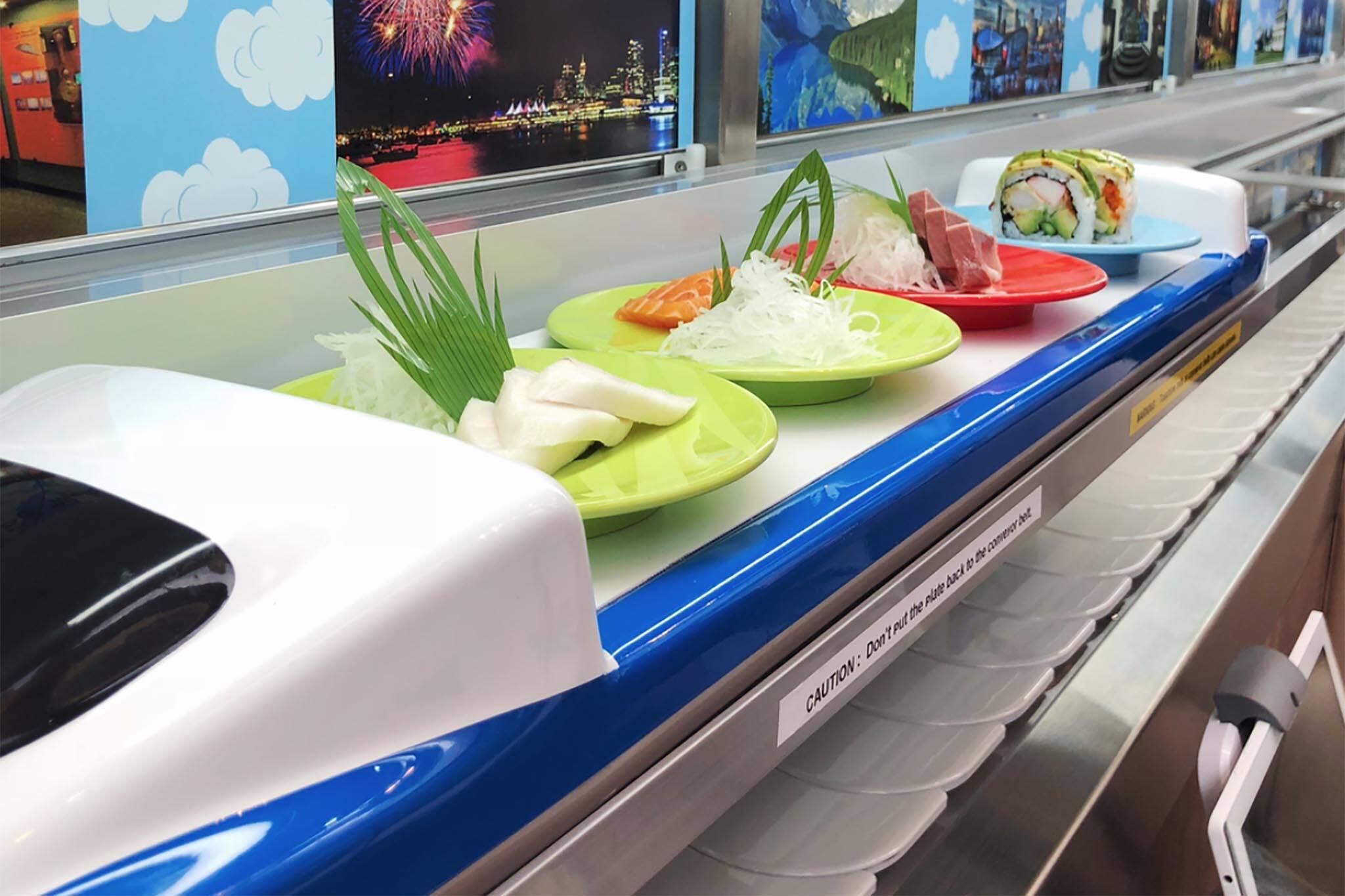 monorail sushi