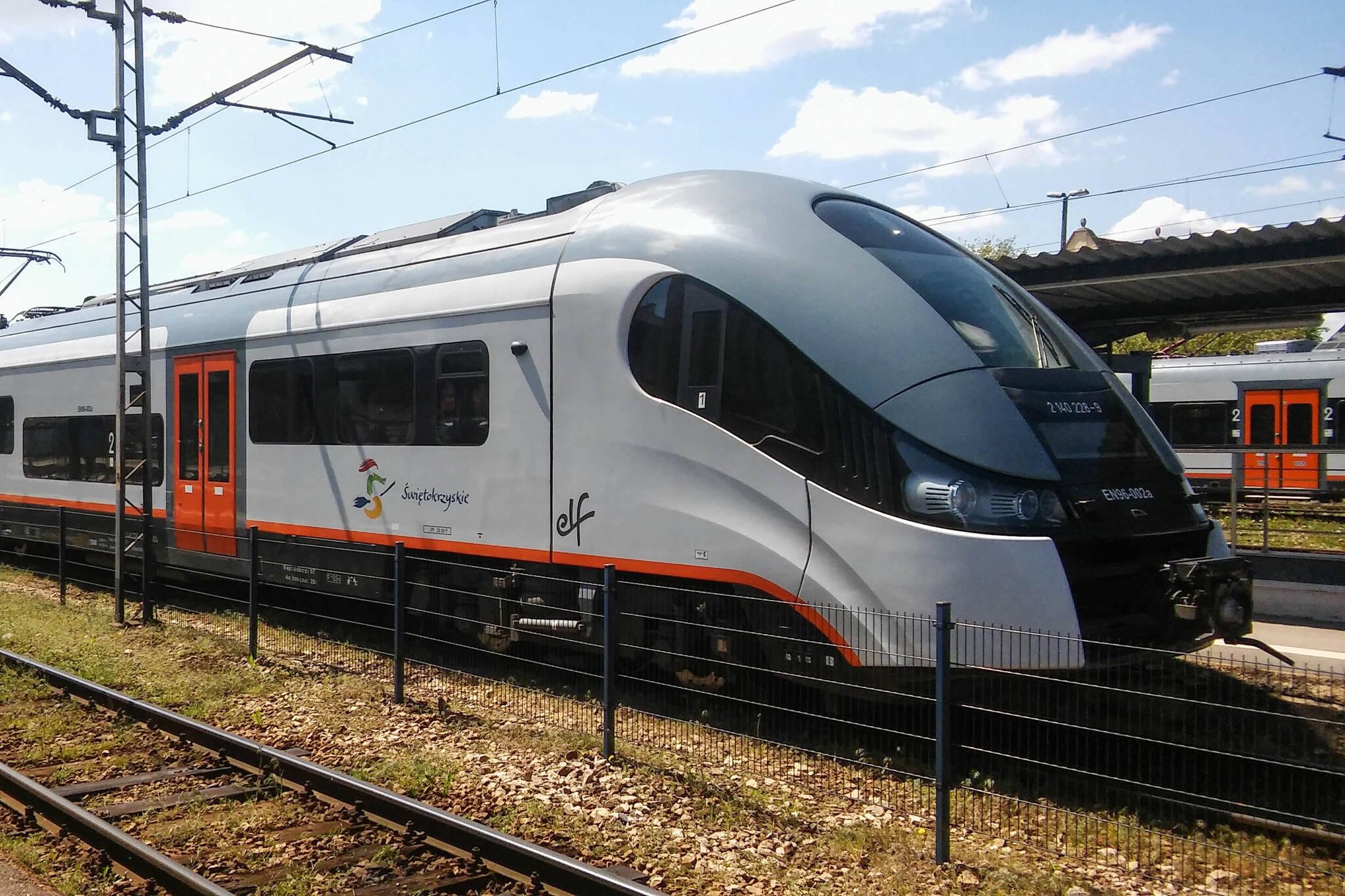 high speed train southwestern ontario