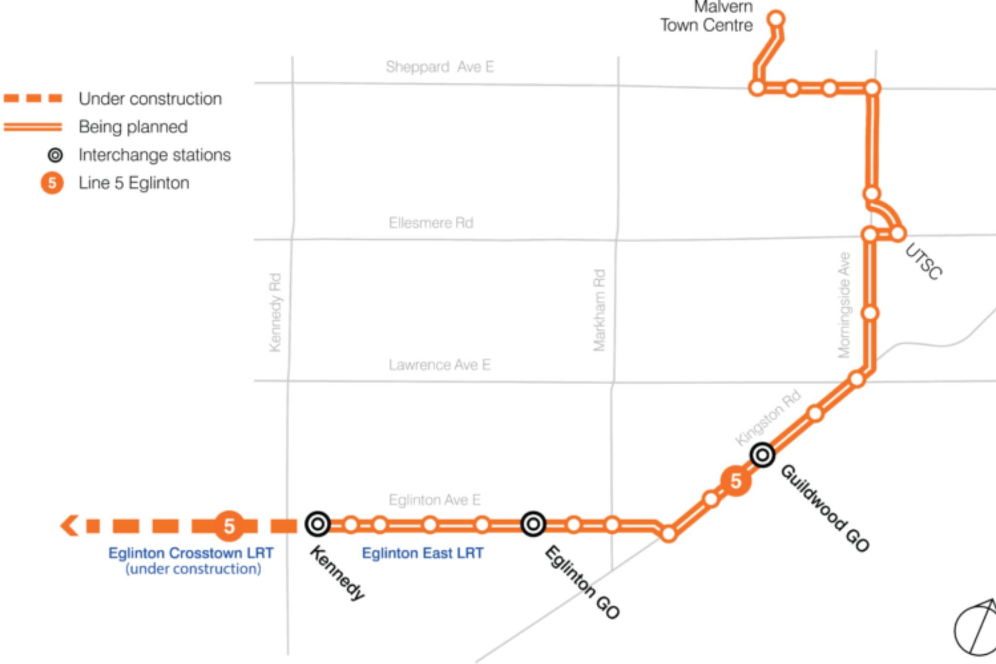 ontario transit plan