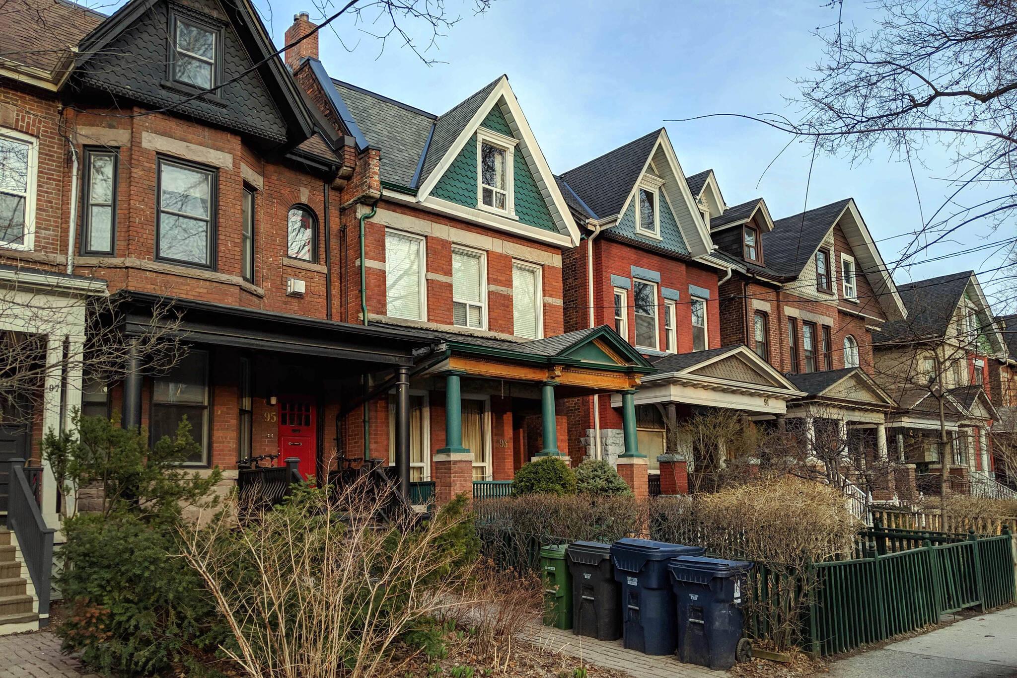 toronto home prices