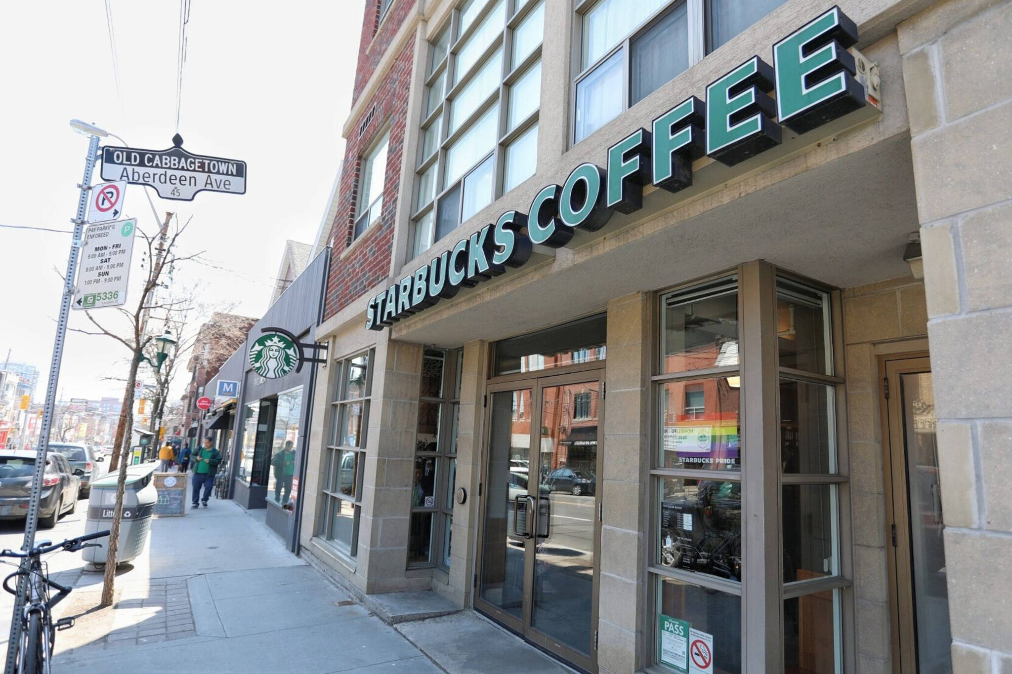 Starbucks cabbagetown closing