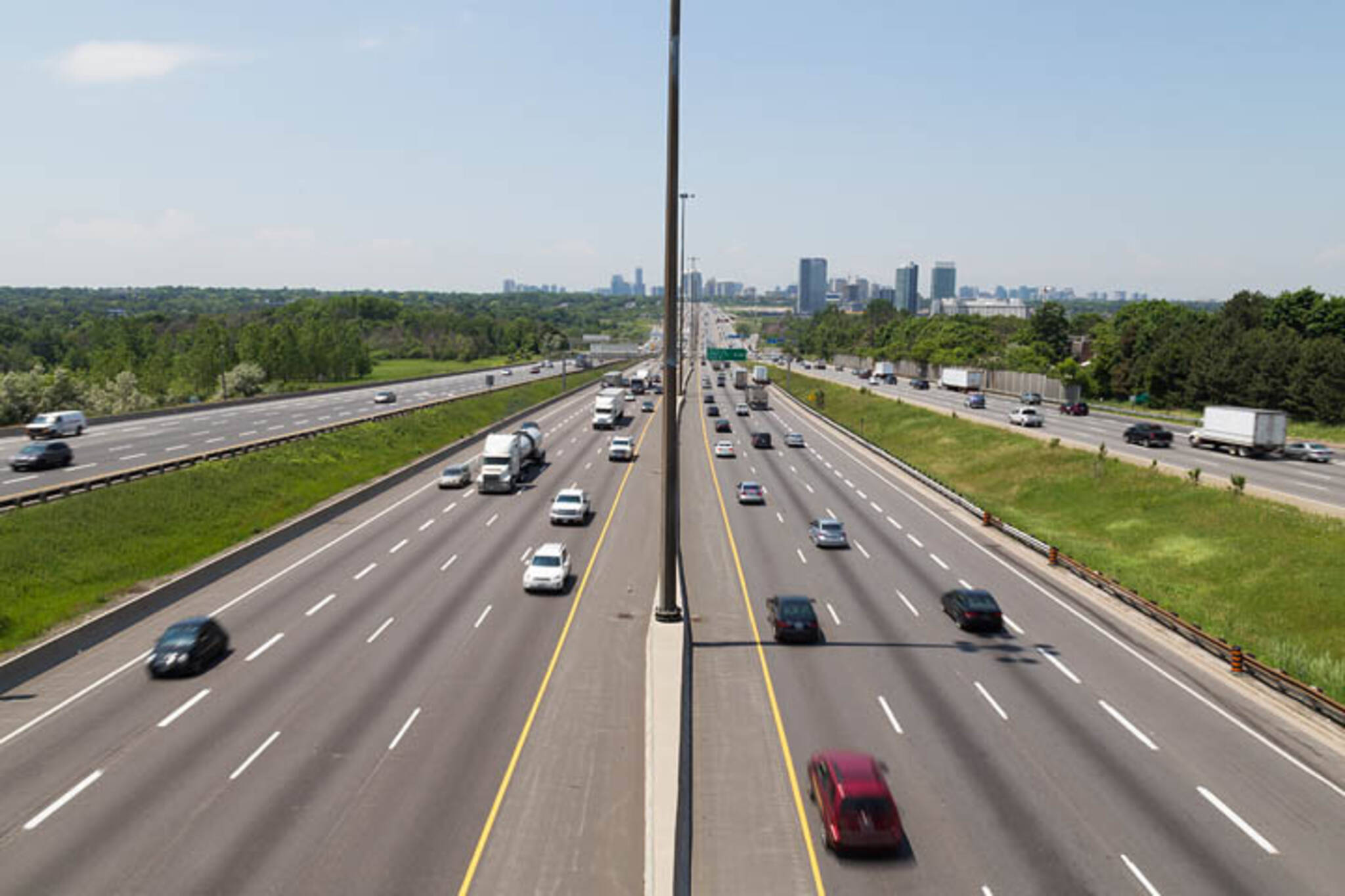 highway 401 expansion
