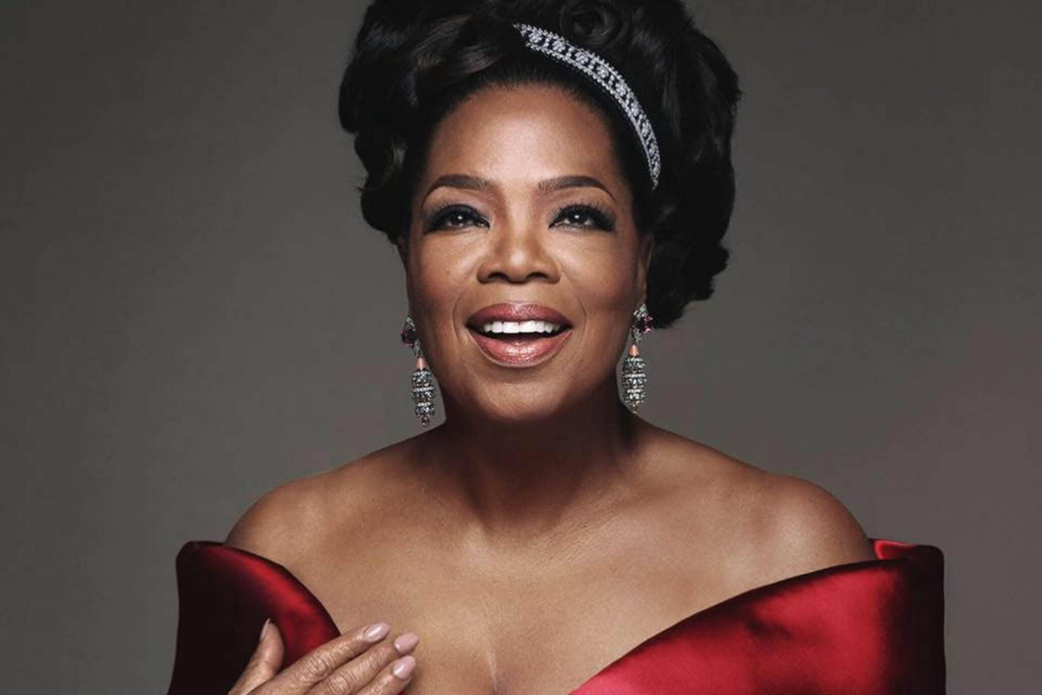 Oprah Toronto