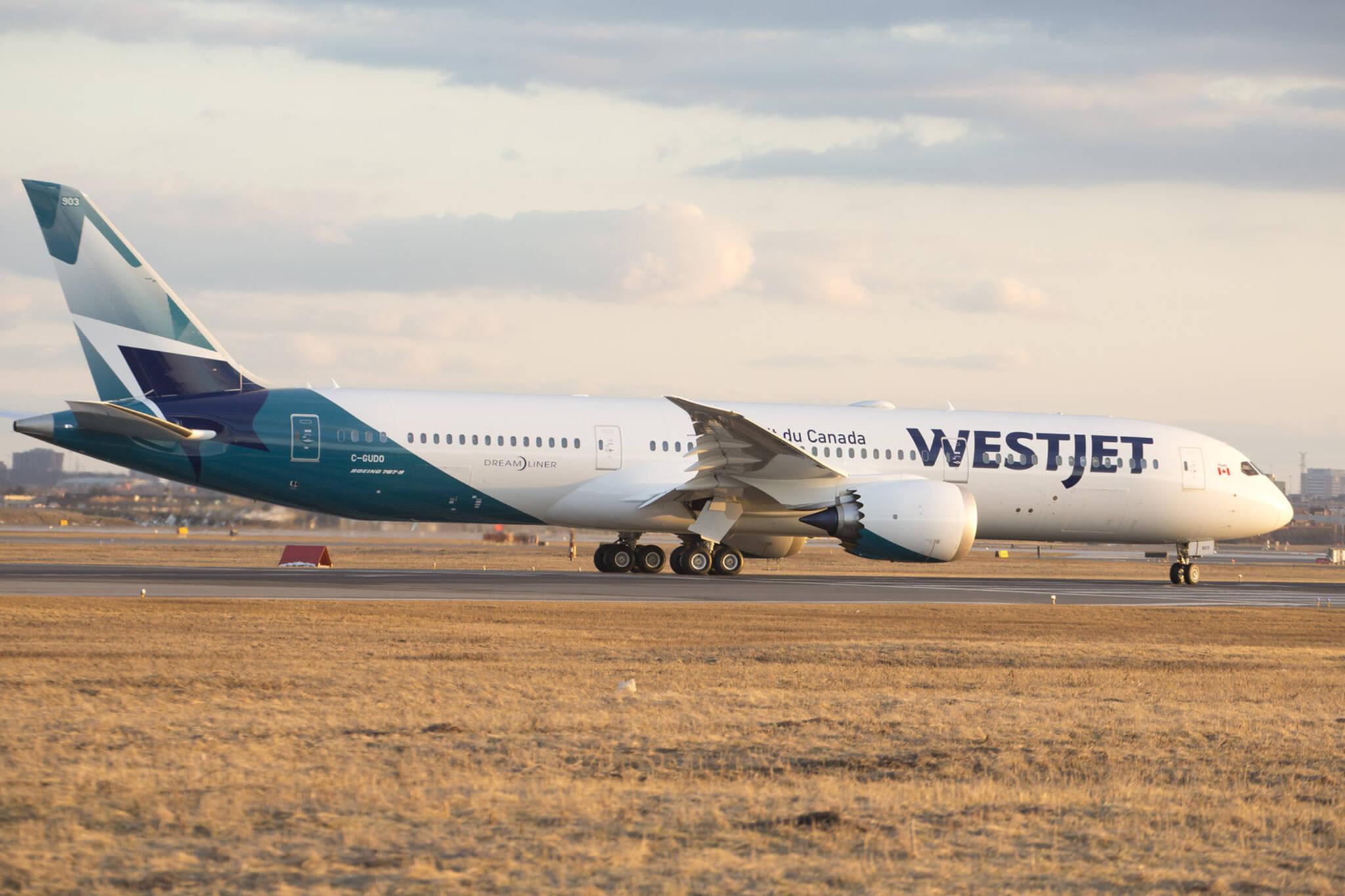 westjet onex