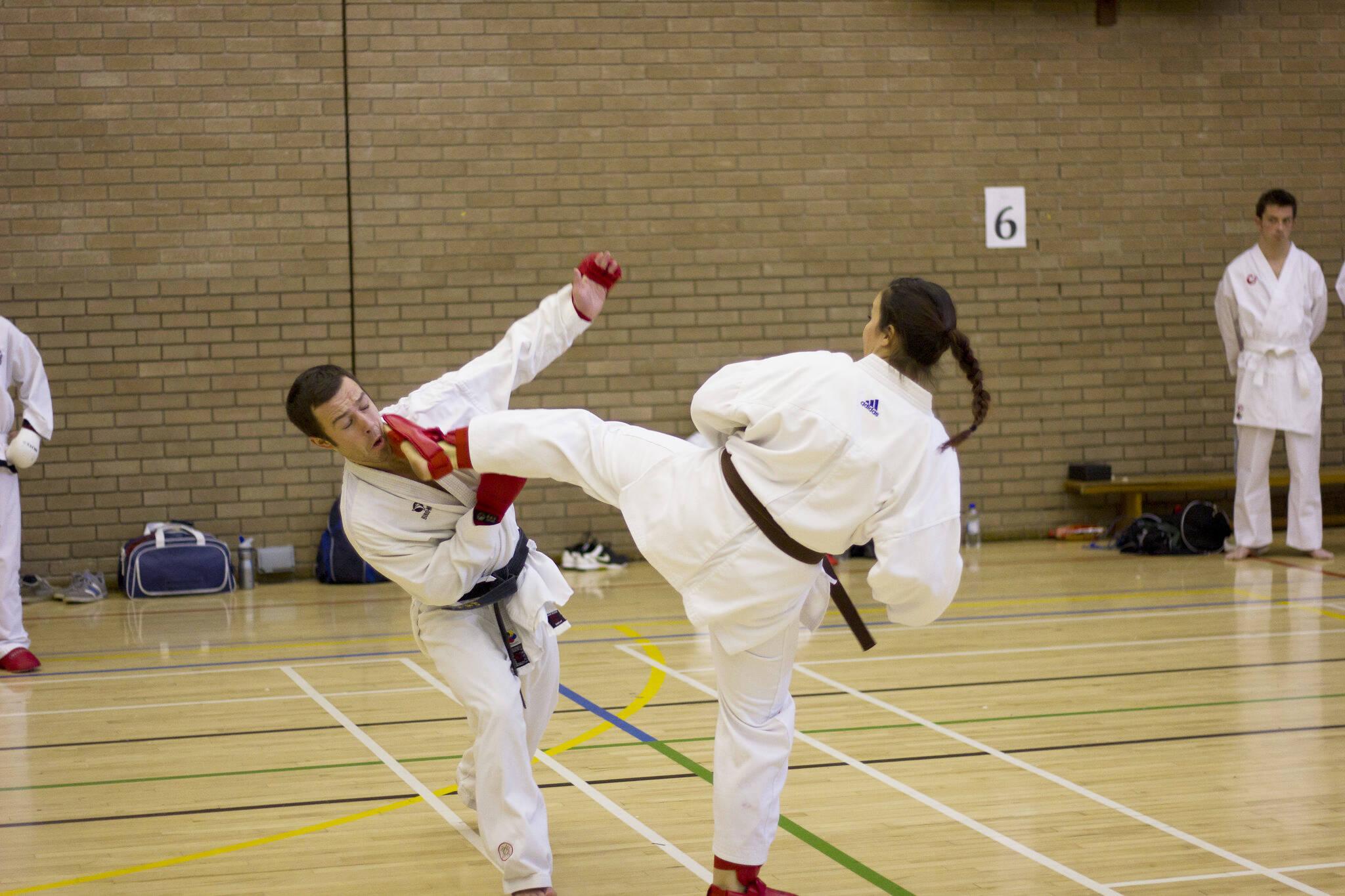 karate toronto