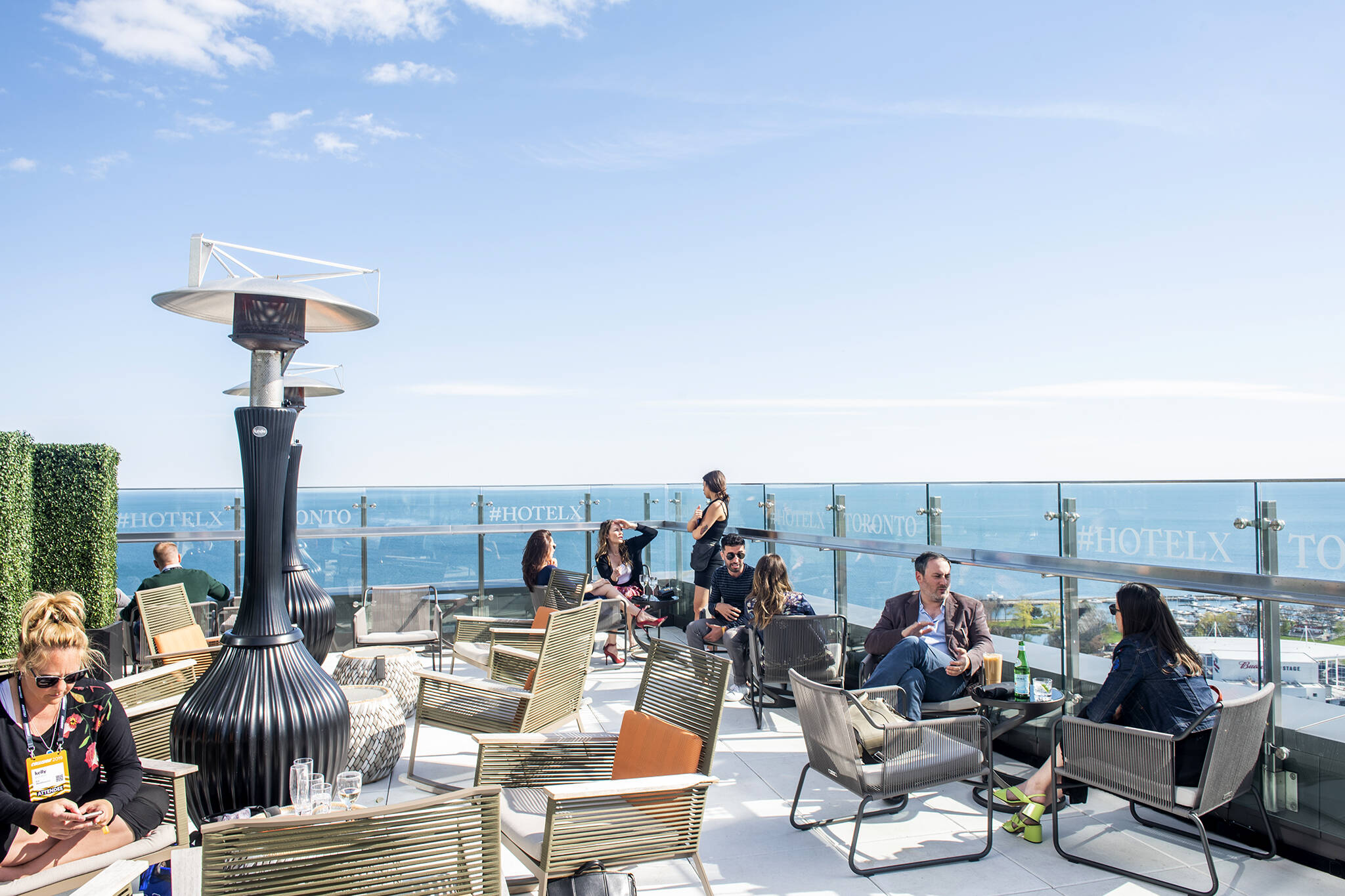 rooftop patios toronto