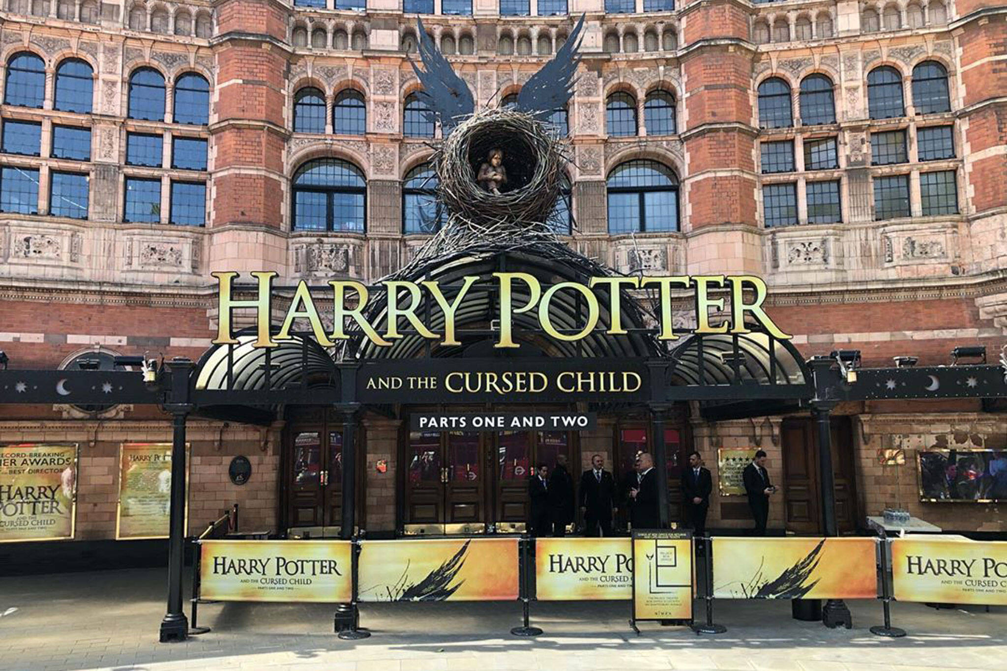 harry potter play toronto