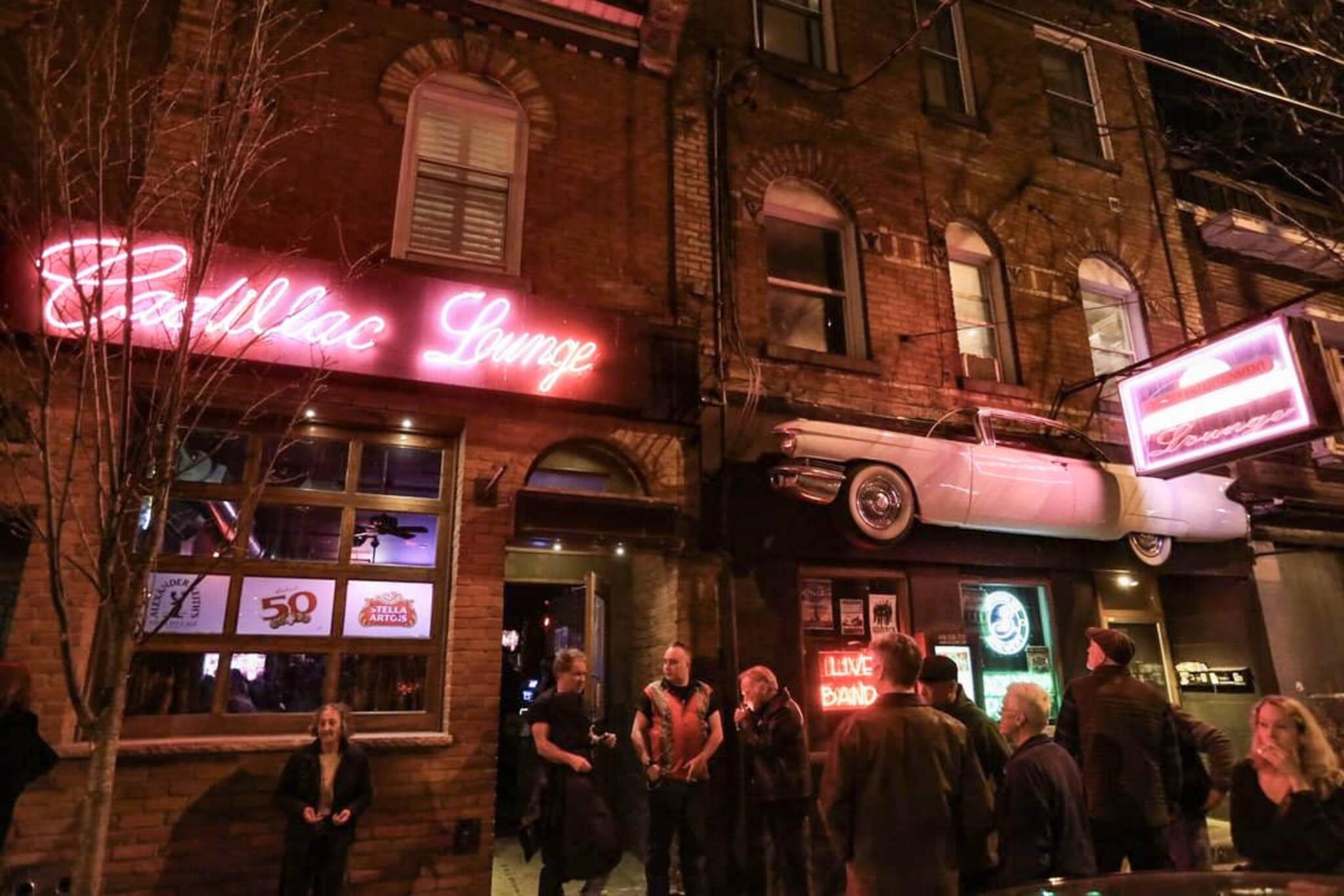 Cadillac Lounge Toronto