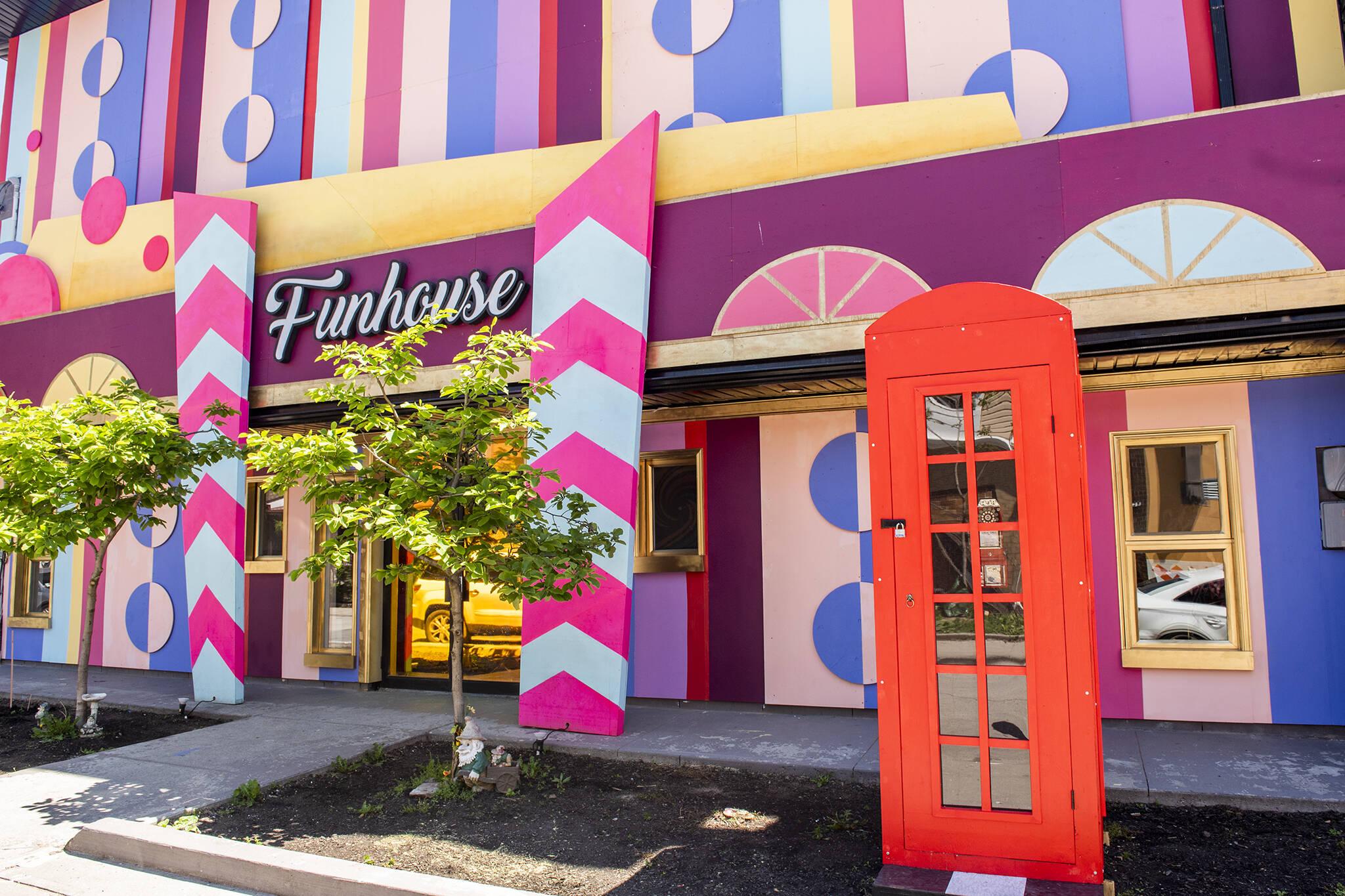 funhouse toronto