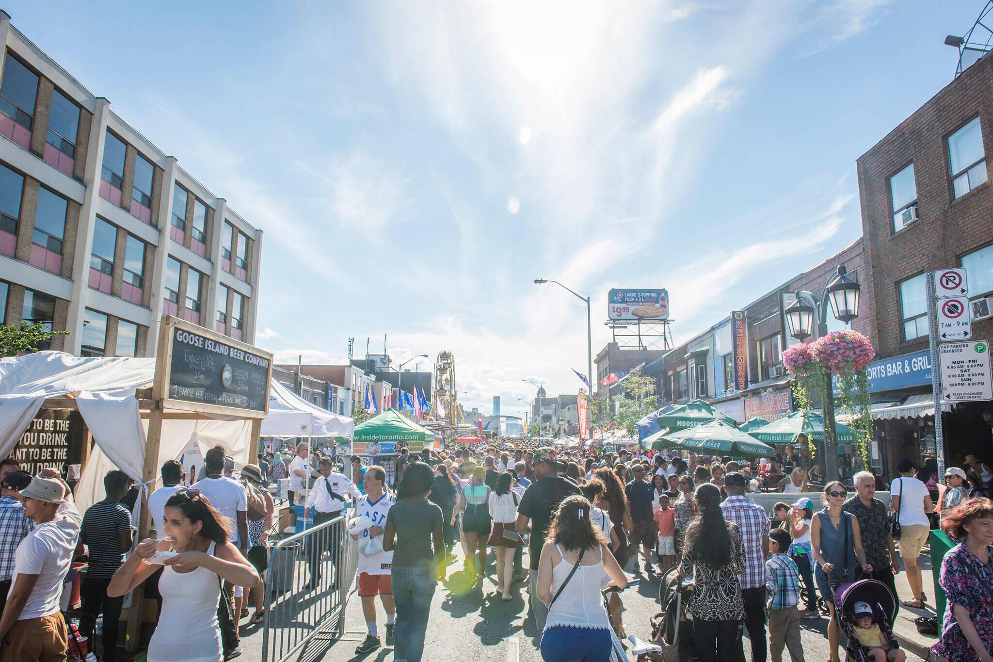 summer festivals Toronto
