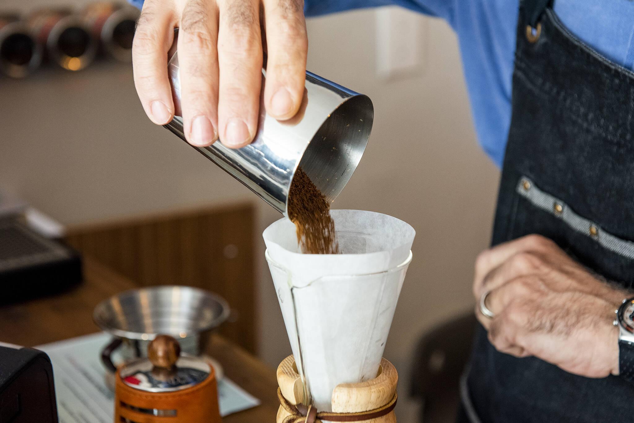 coffee filters toronto
