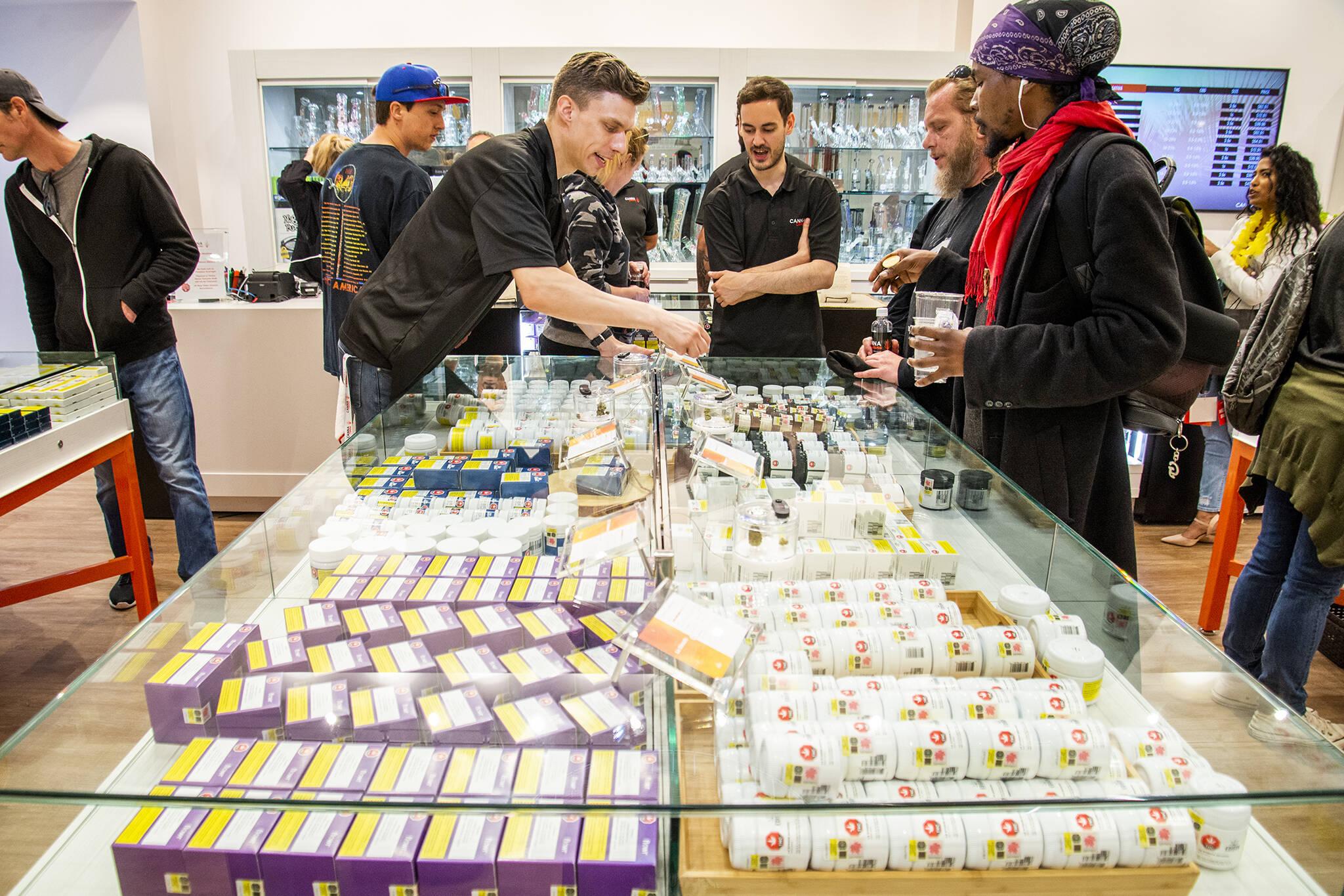 ontario cannabis lottery