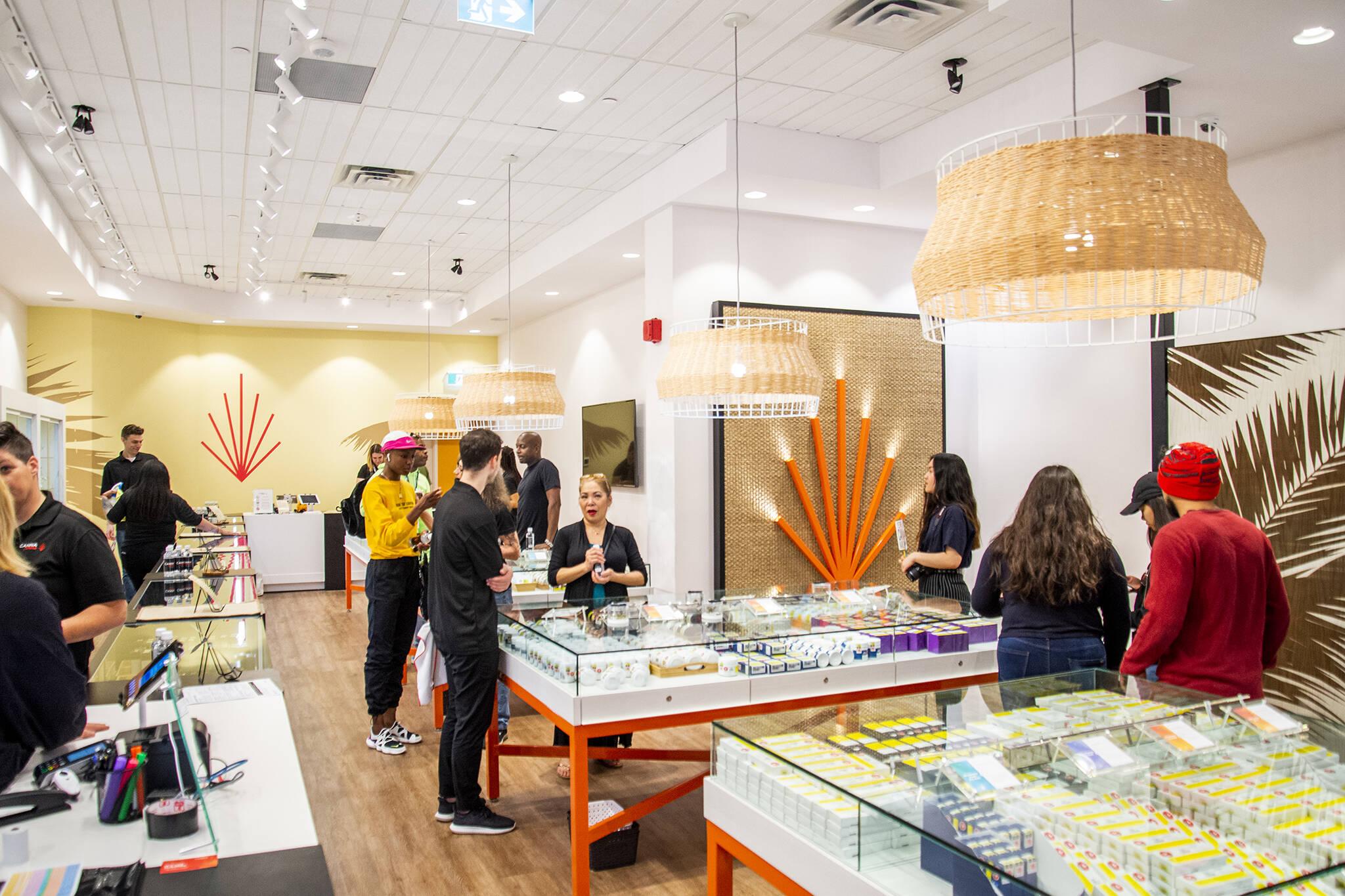 cannabis stores ontario