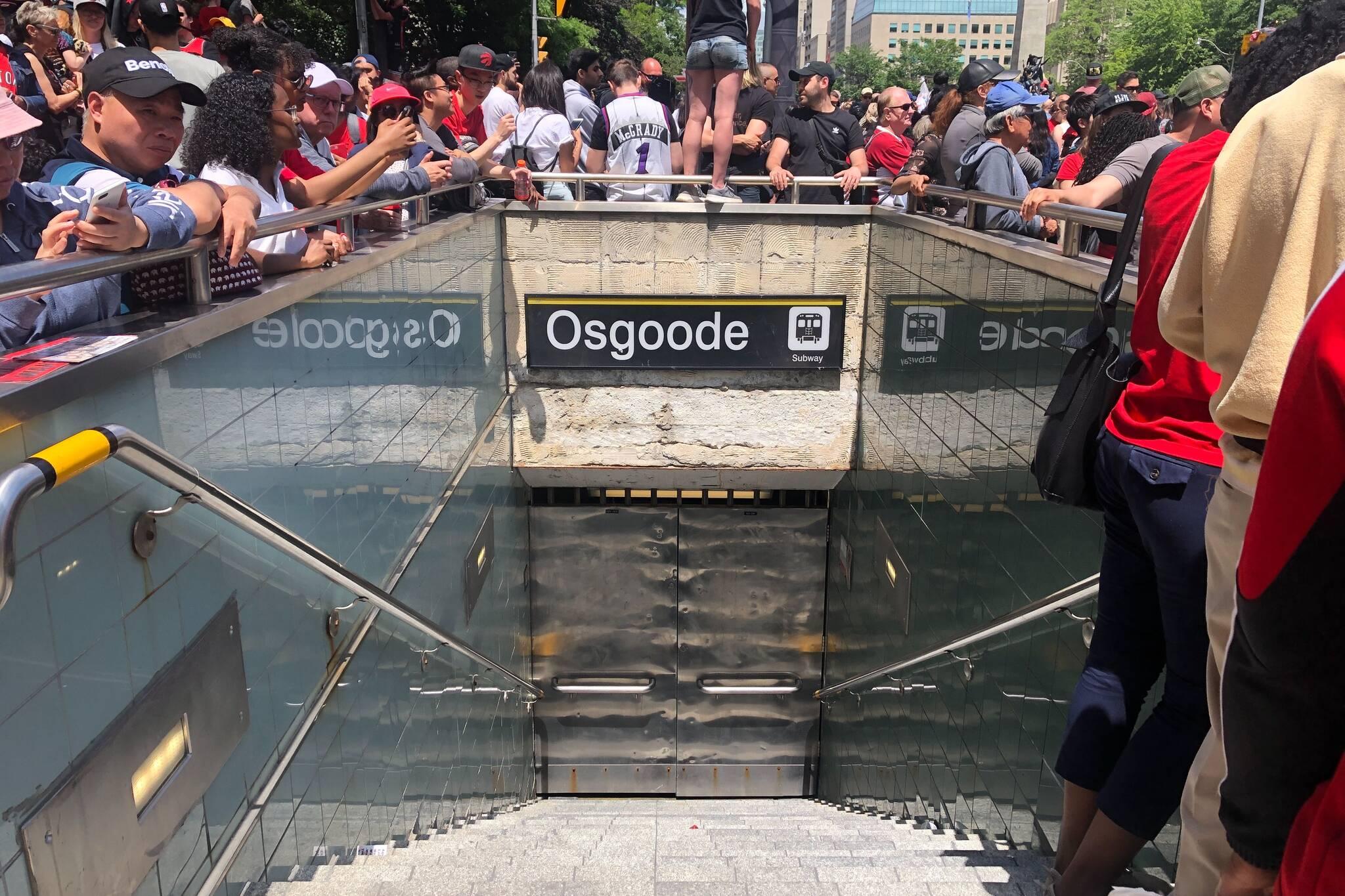 osgoode station
