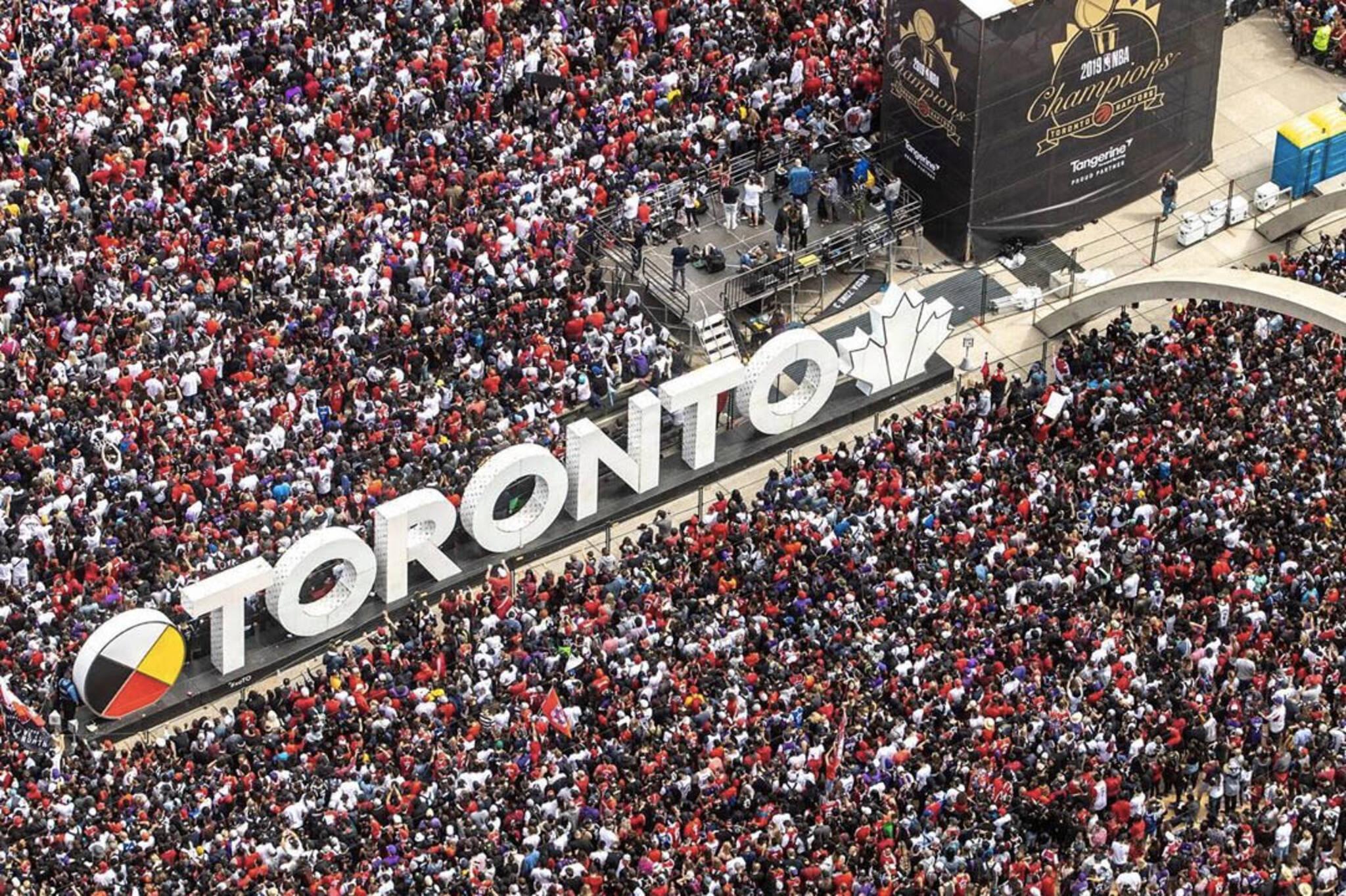 Toronto Raptors shooting