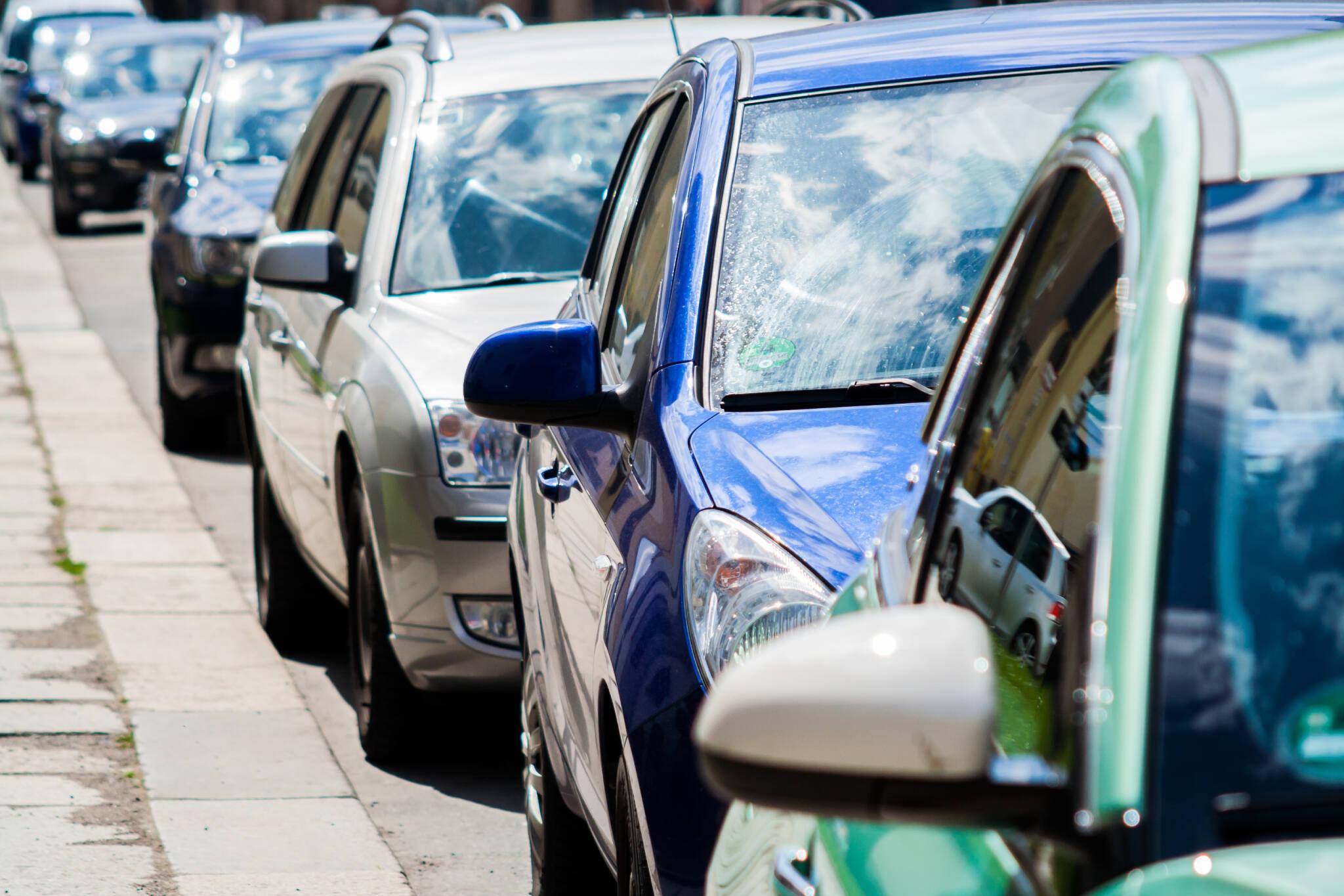 Canada Day parking Toronto