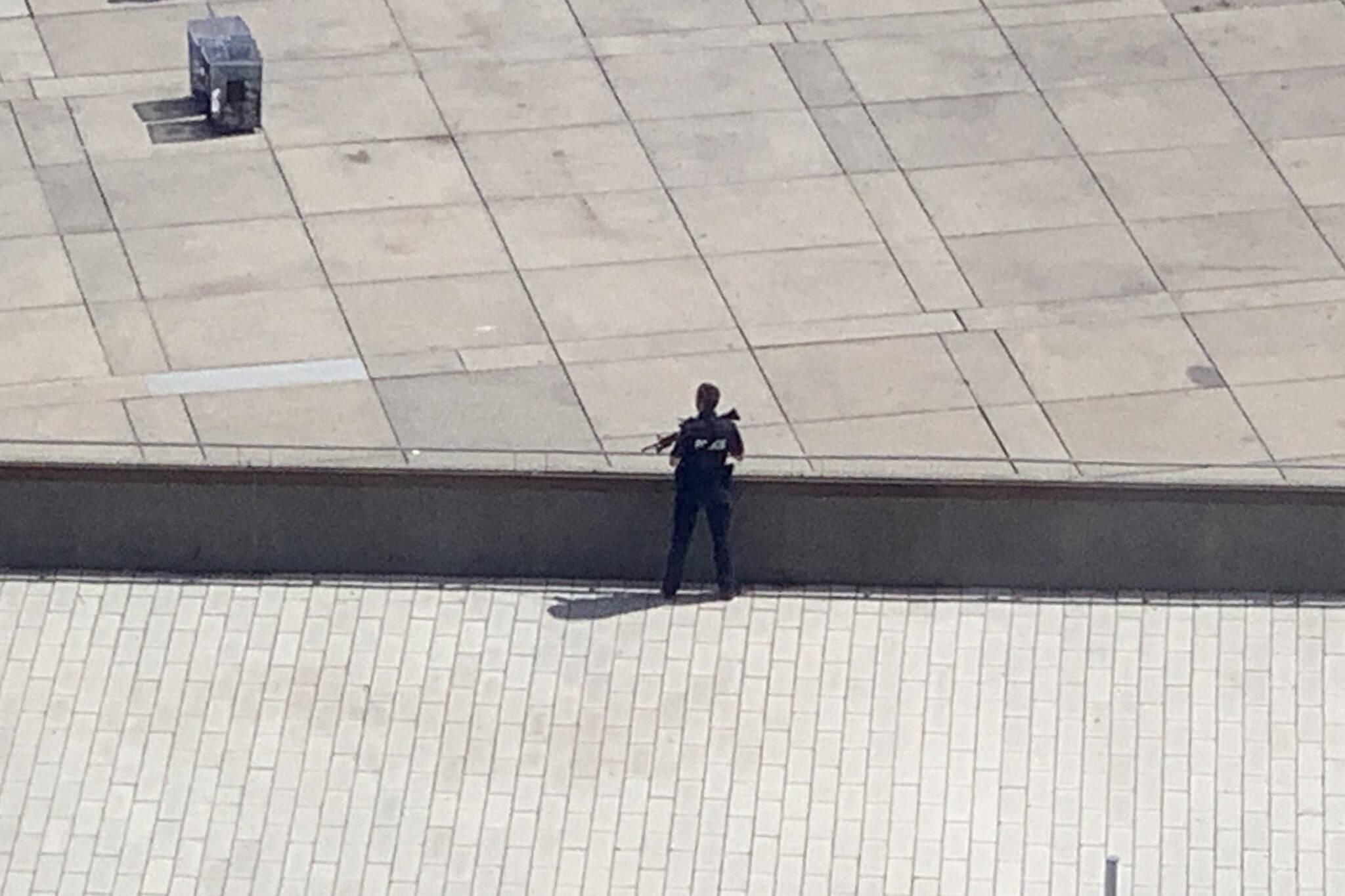 city hall lockdown