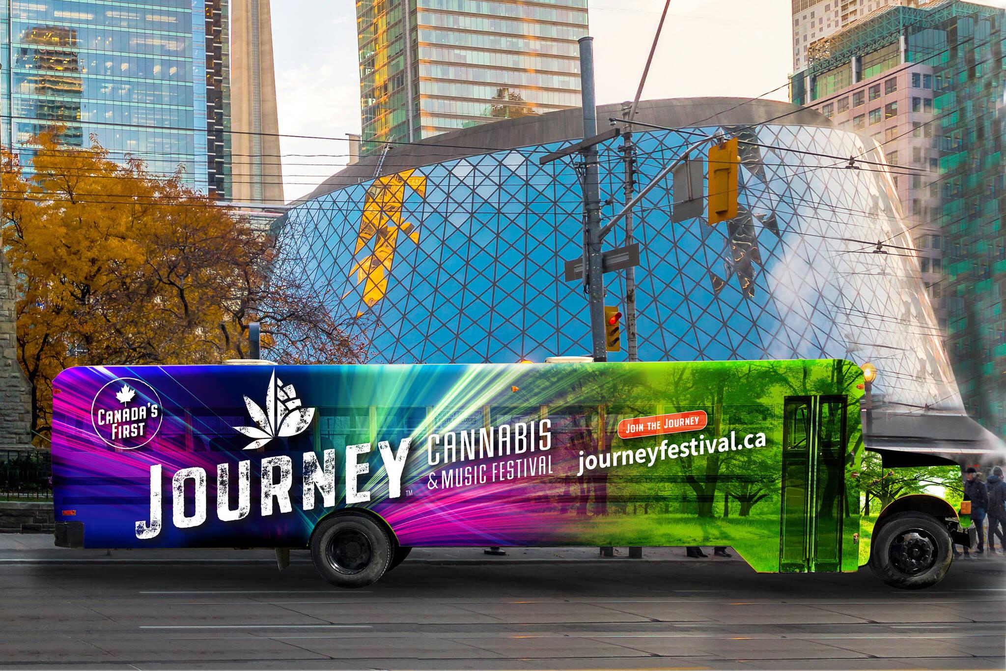 journey festival