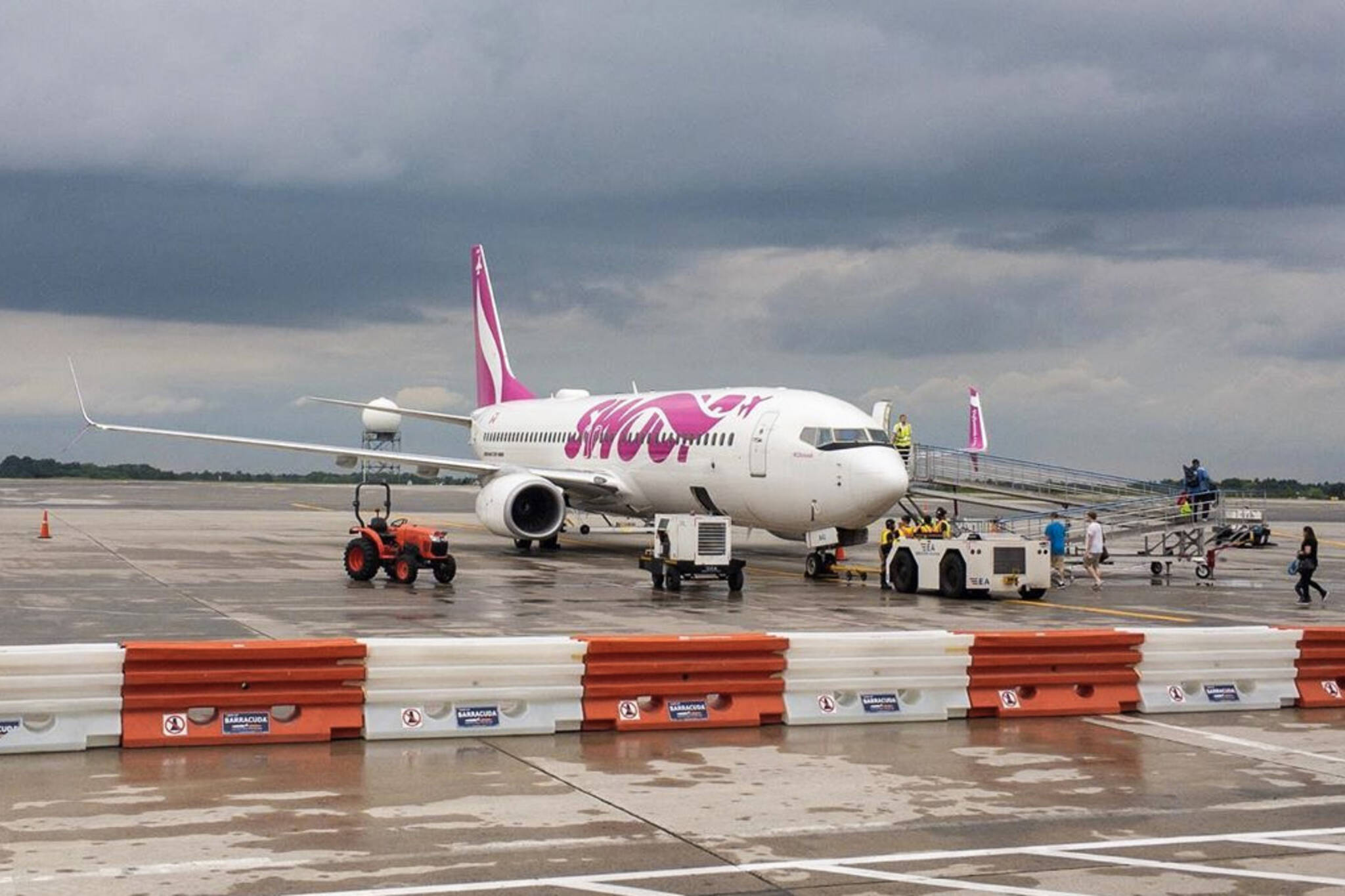 swoop airline cancellation