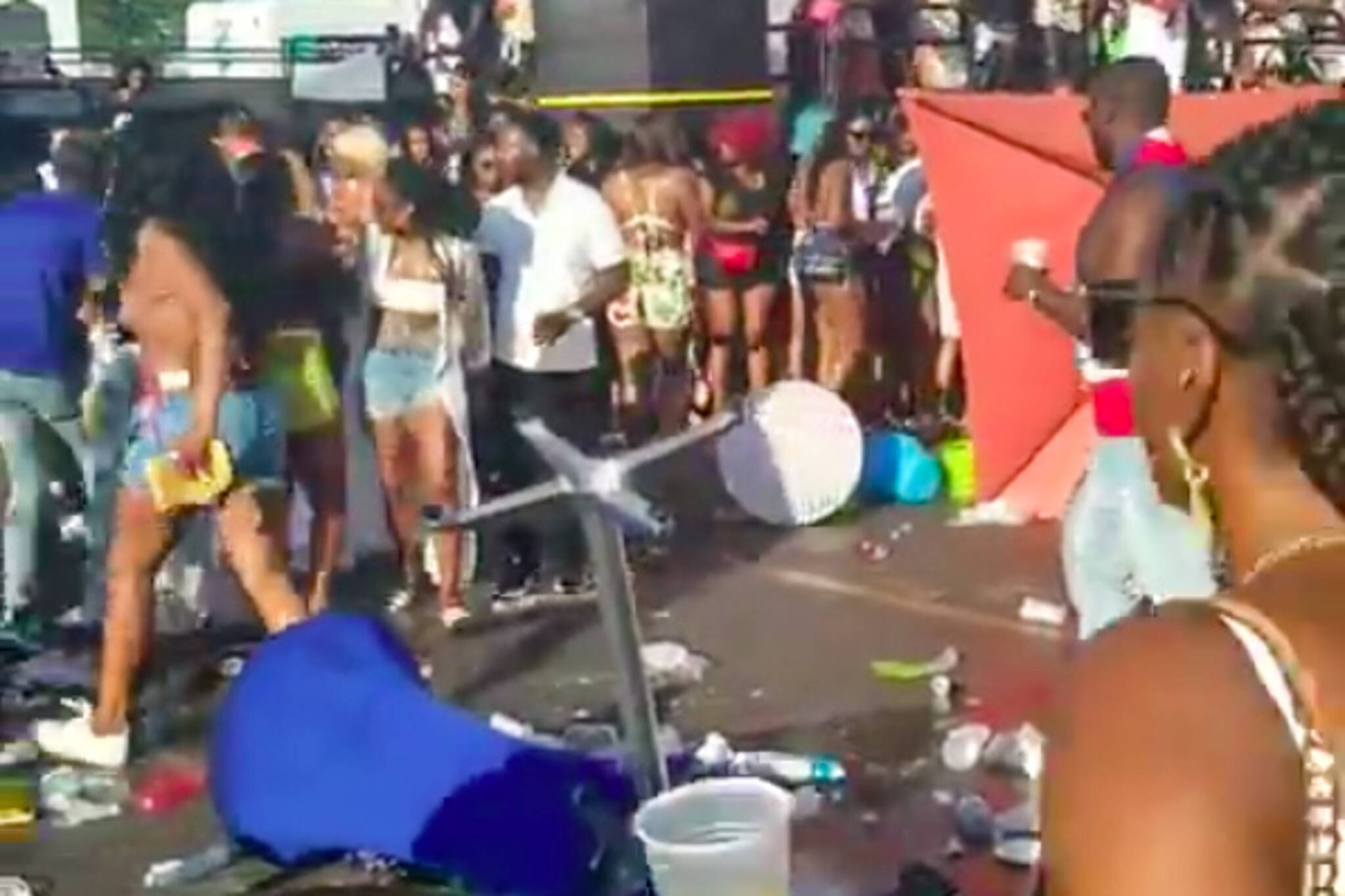 Caribbean festival outside Woodbine Mall in Toronto marred by violence