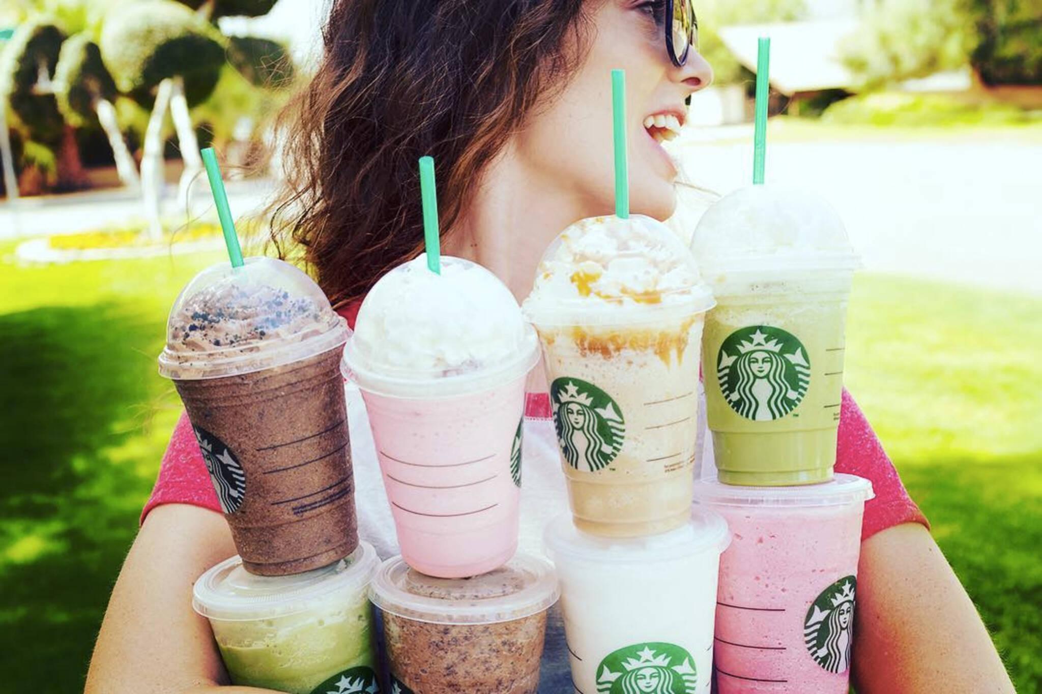 Starbucks delivery toronto
