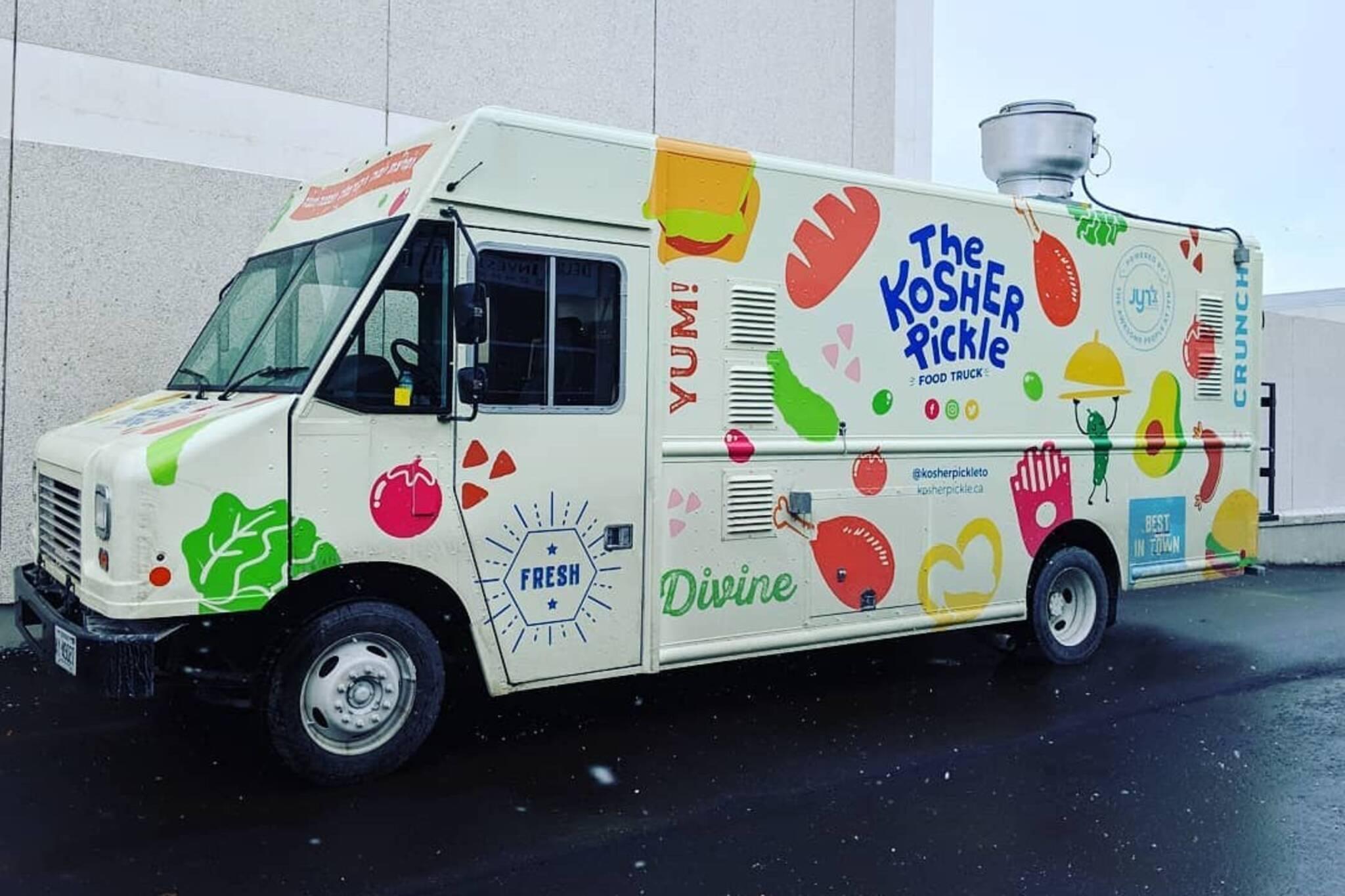 kosher food trucks toronto