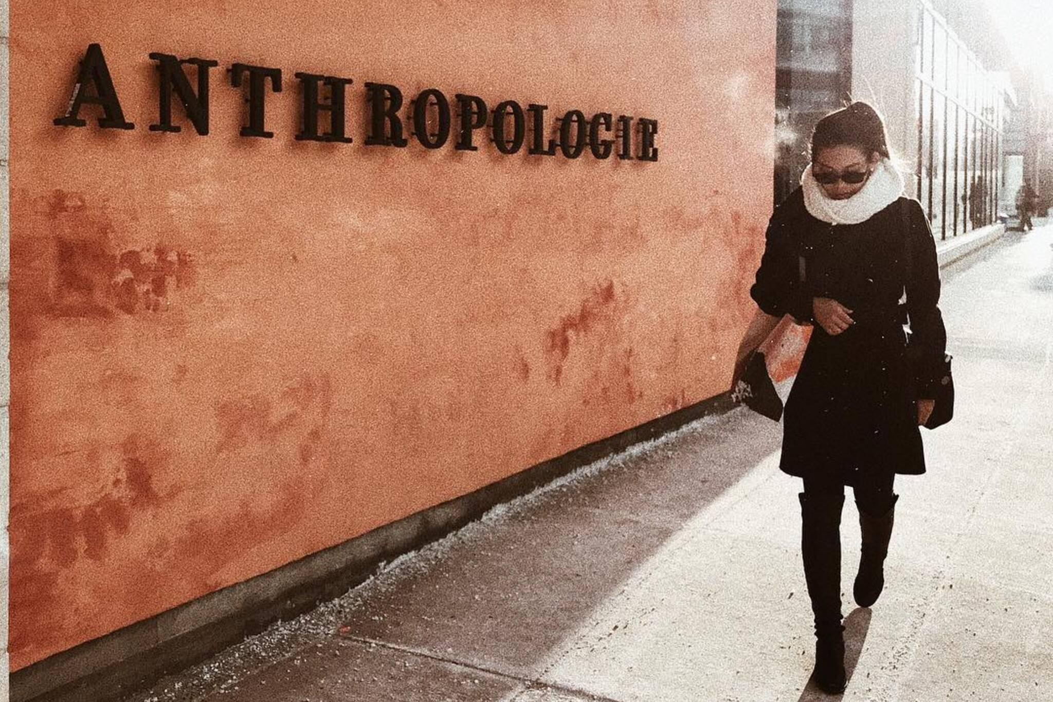 anthropologie toronto