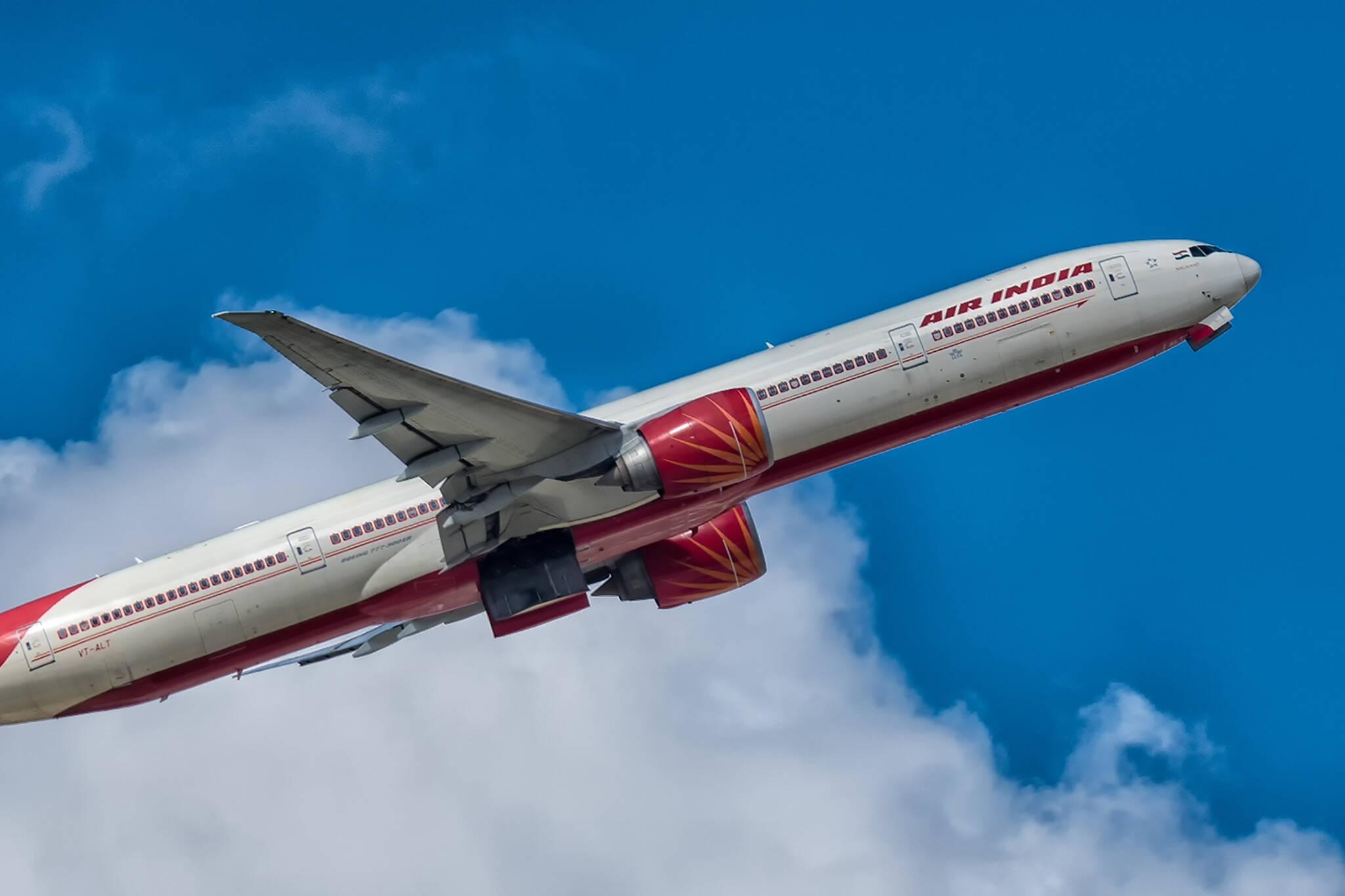 air india toronto