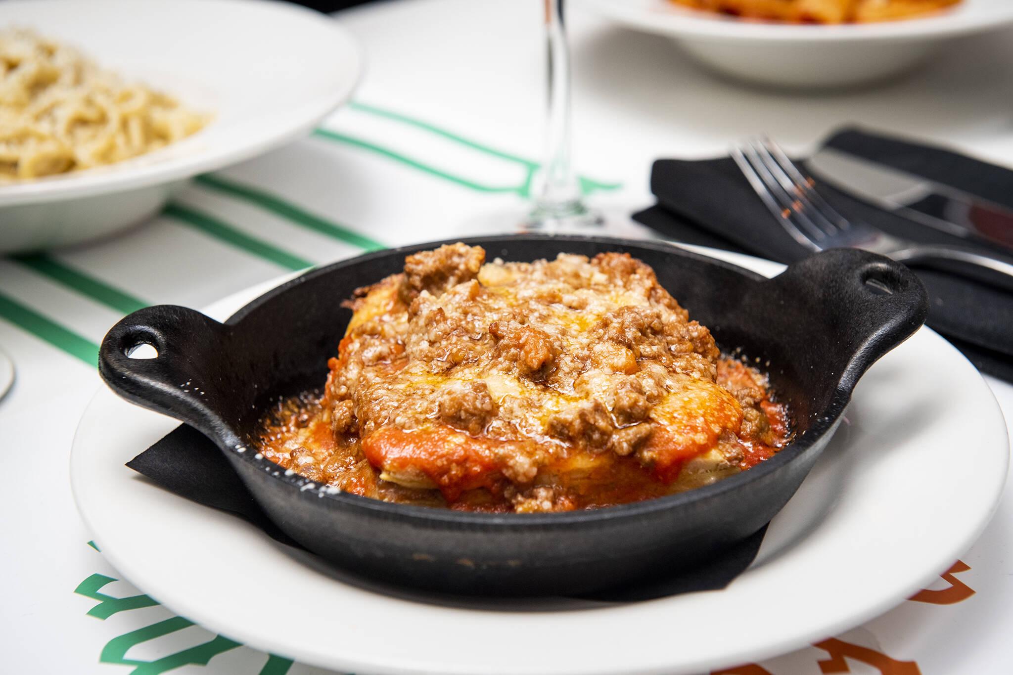 best lasagna toronto