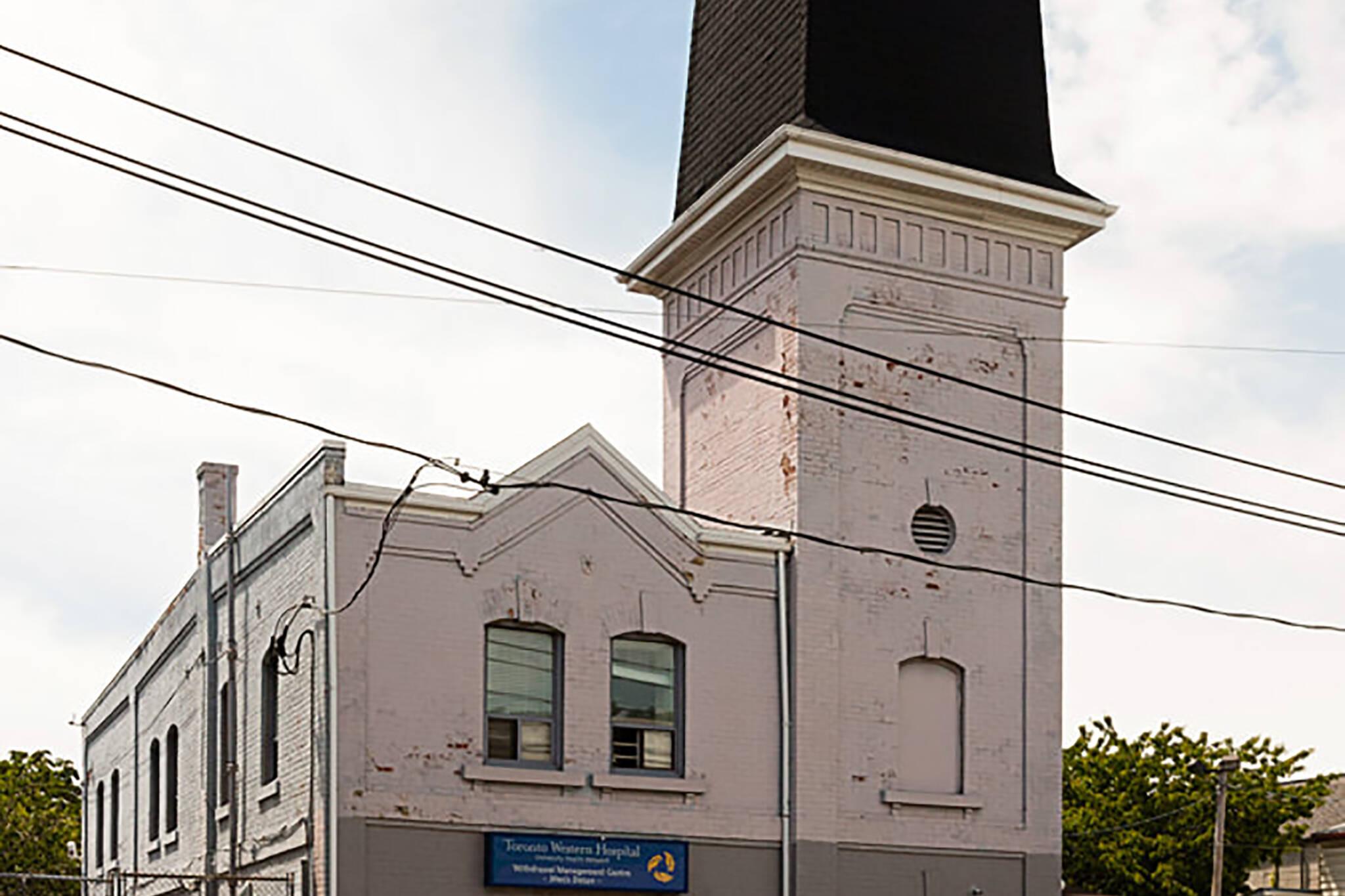 ossington clocktower