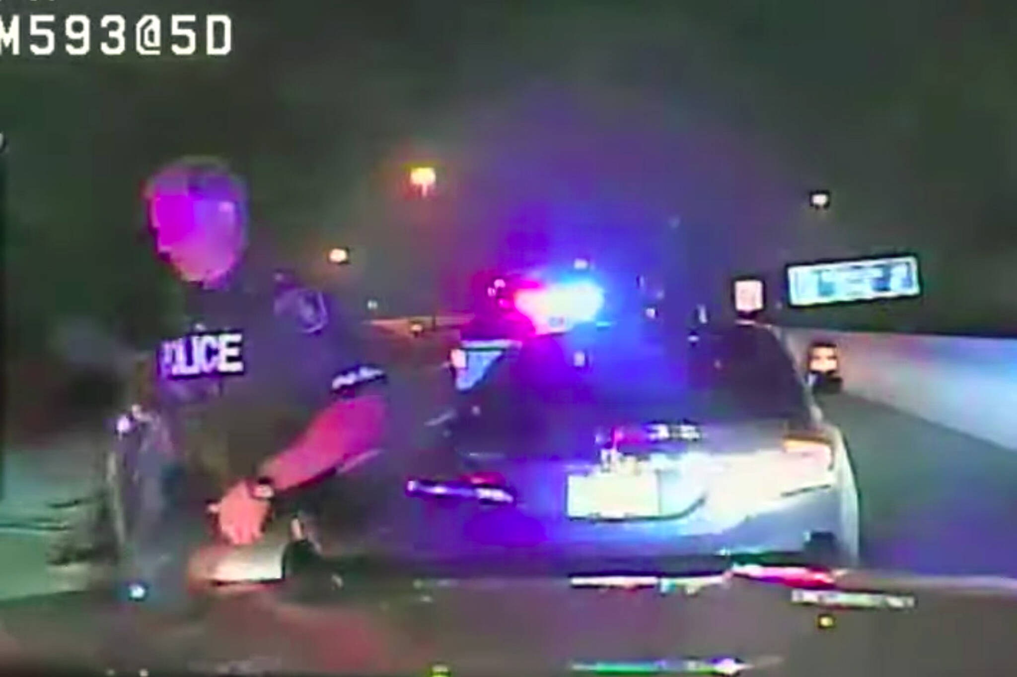 toronto highway video