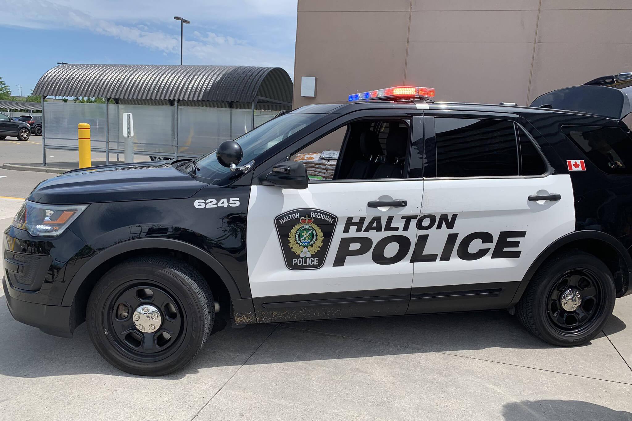 halton police cameras