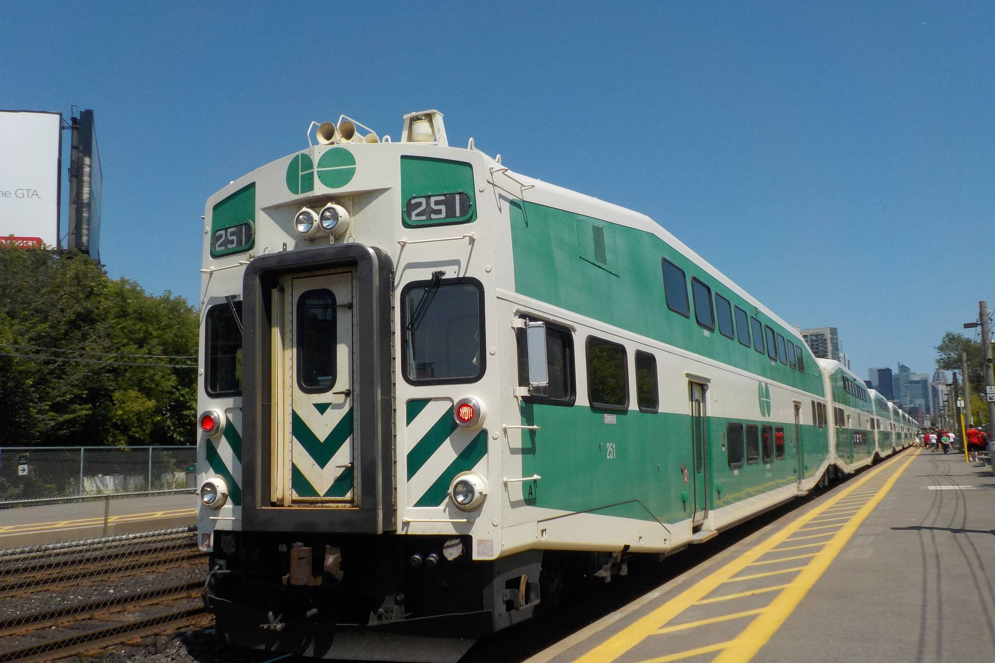 Go Transit naming rights