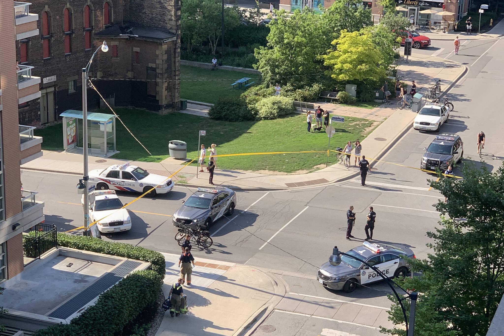 liberty village shootings