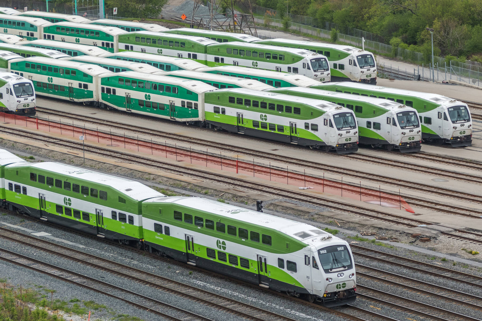 go transit expansion