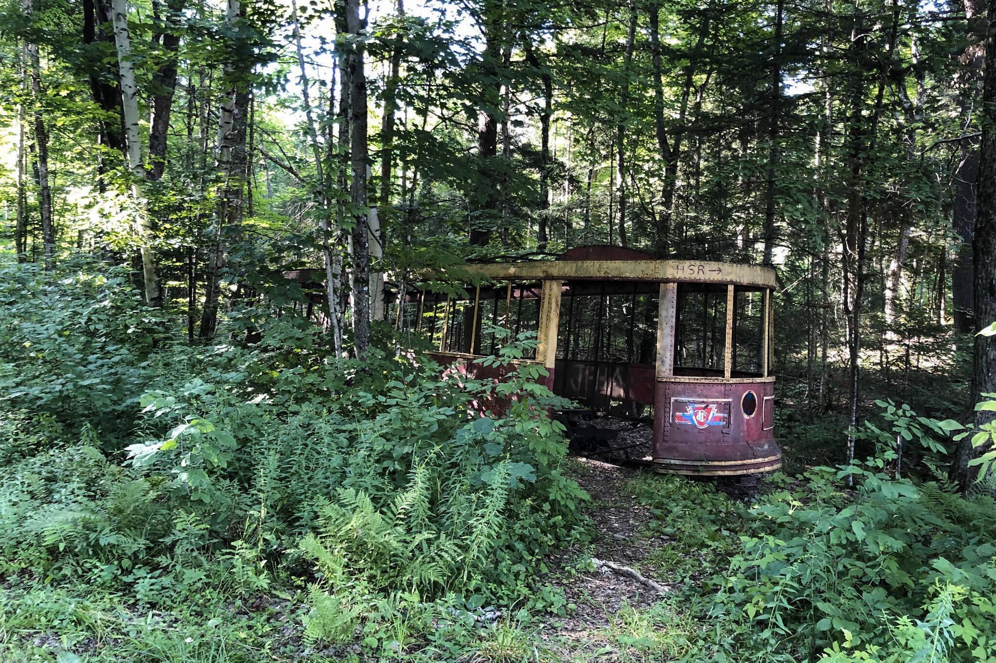 ttc streetcar haliburton