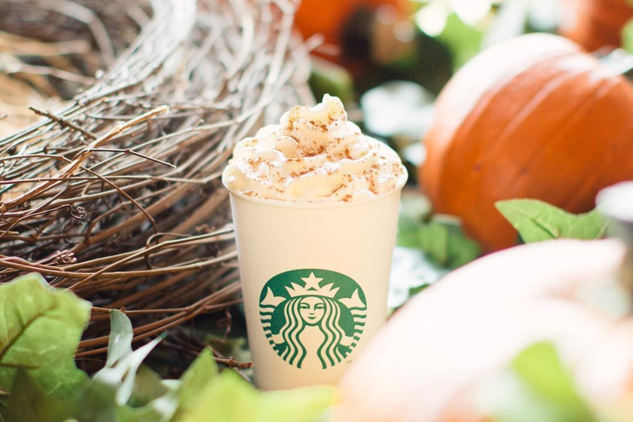 pumpking spice latte 2019