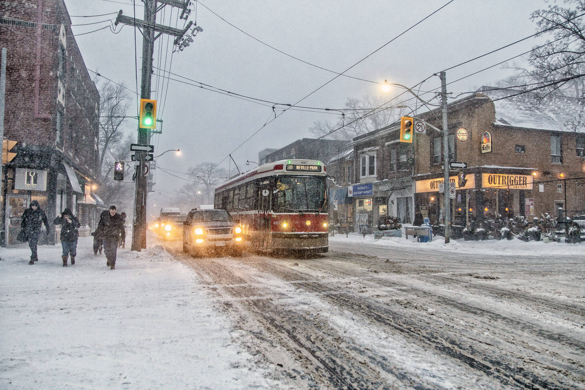 Farmer's Almanac forecasts a brutally cold winter for Toronto