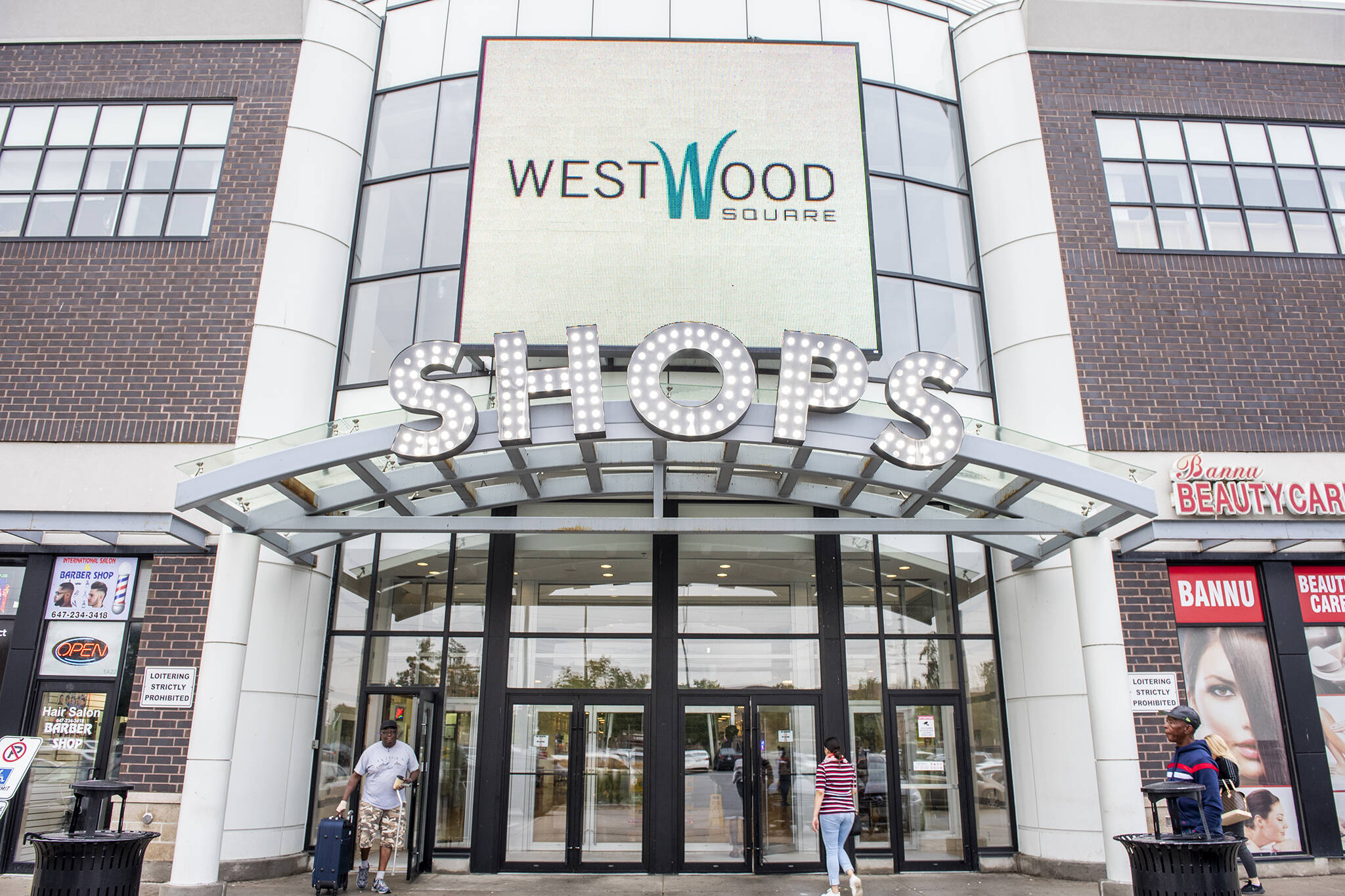 westwood square mall