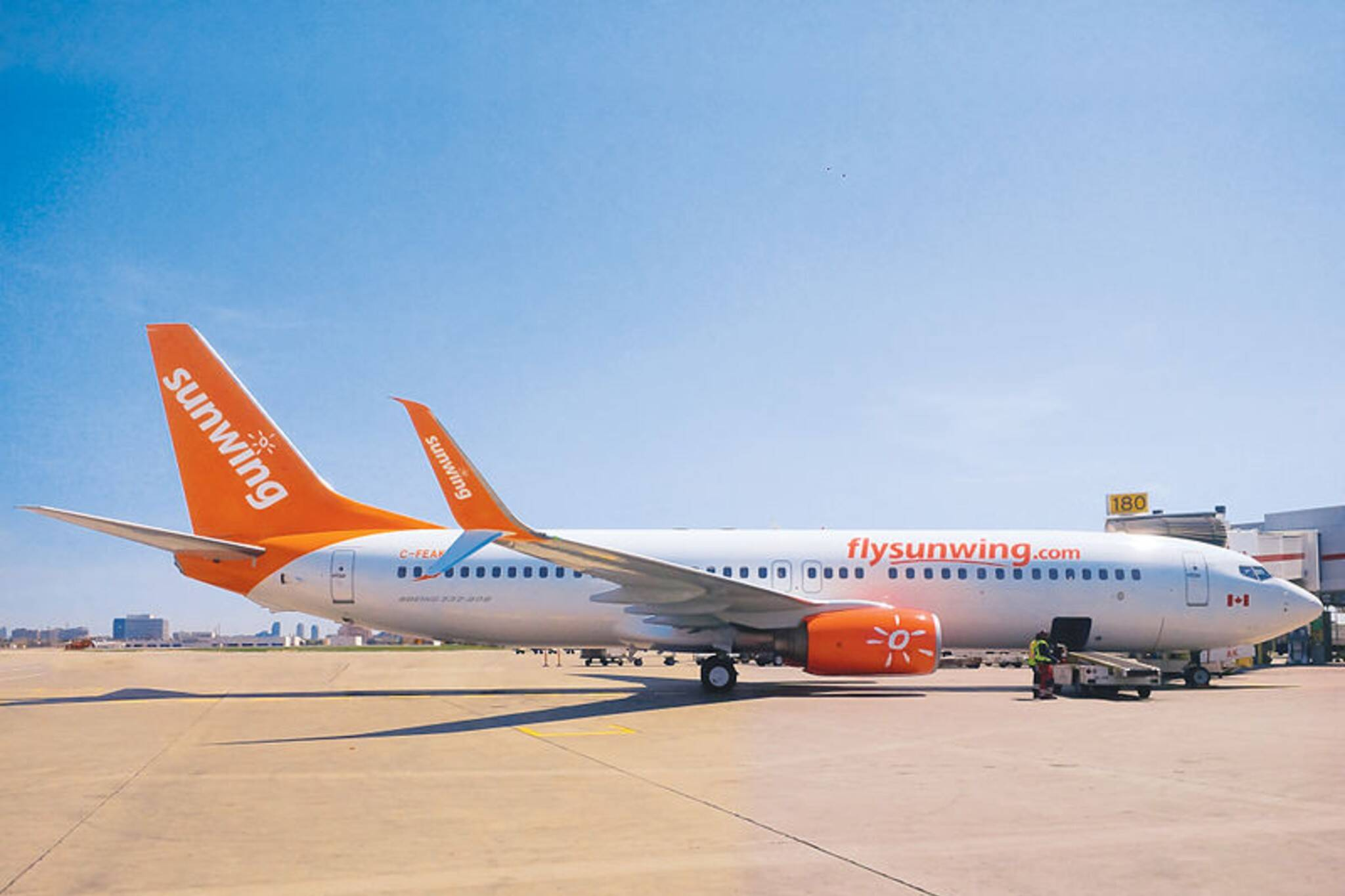 sunwing crash