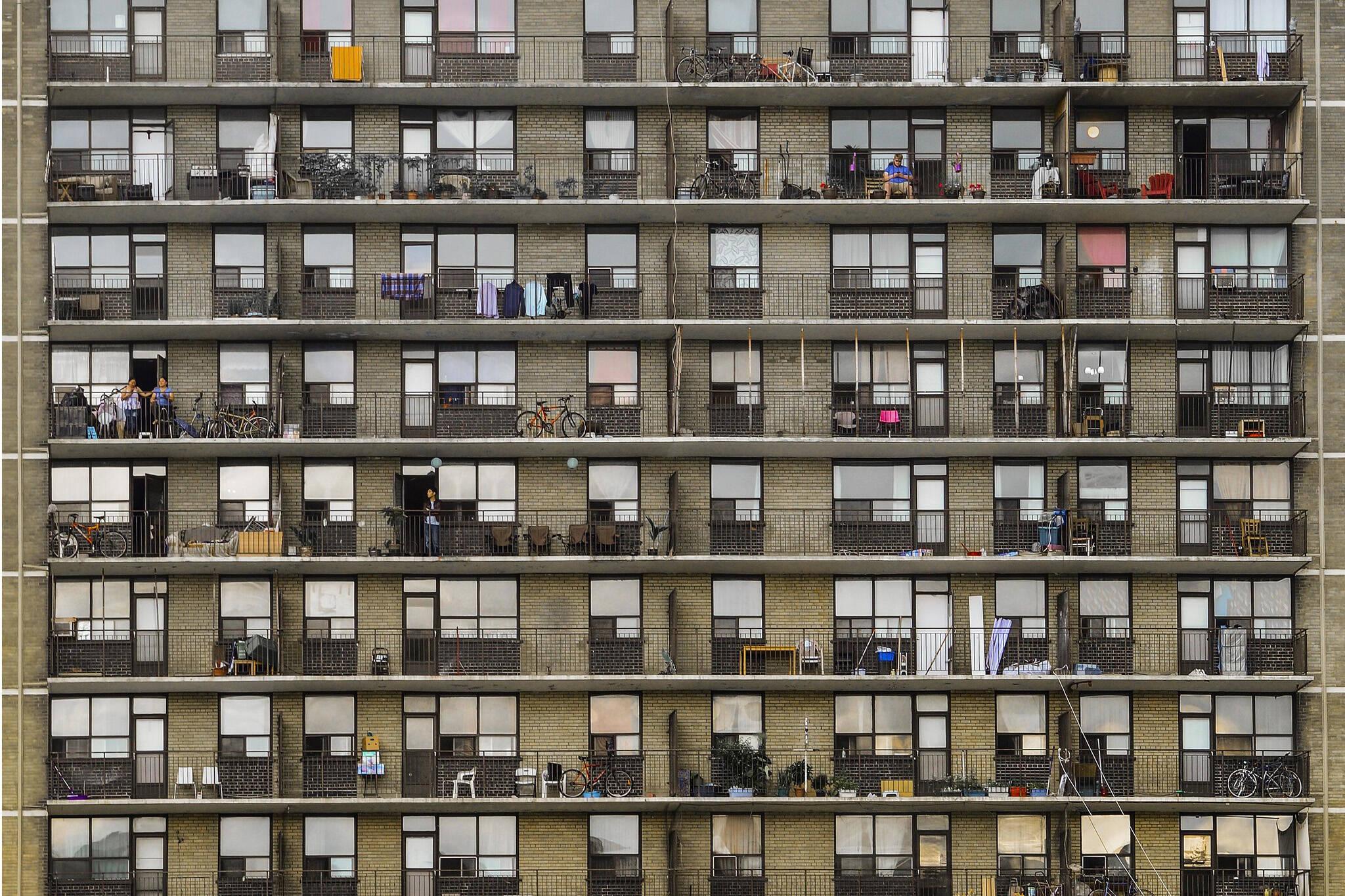 toronto rental housing
