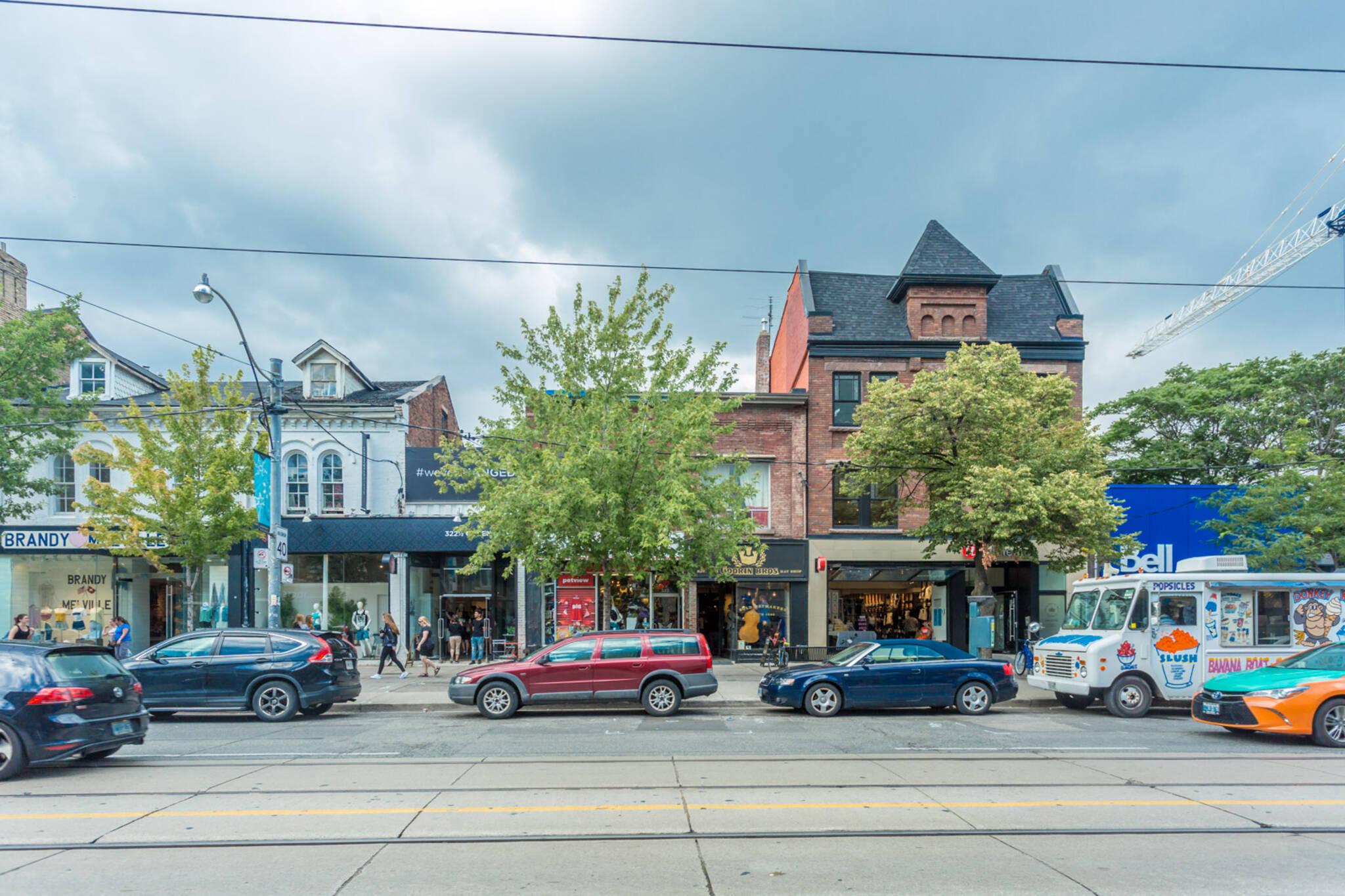 324 queen street west